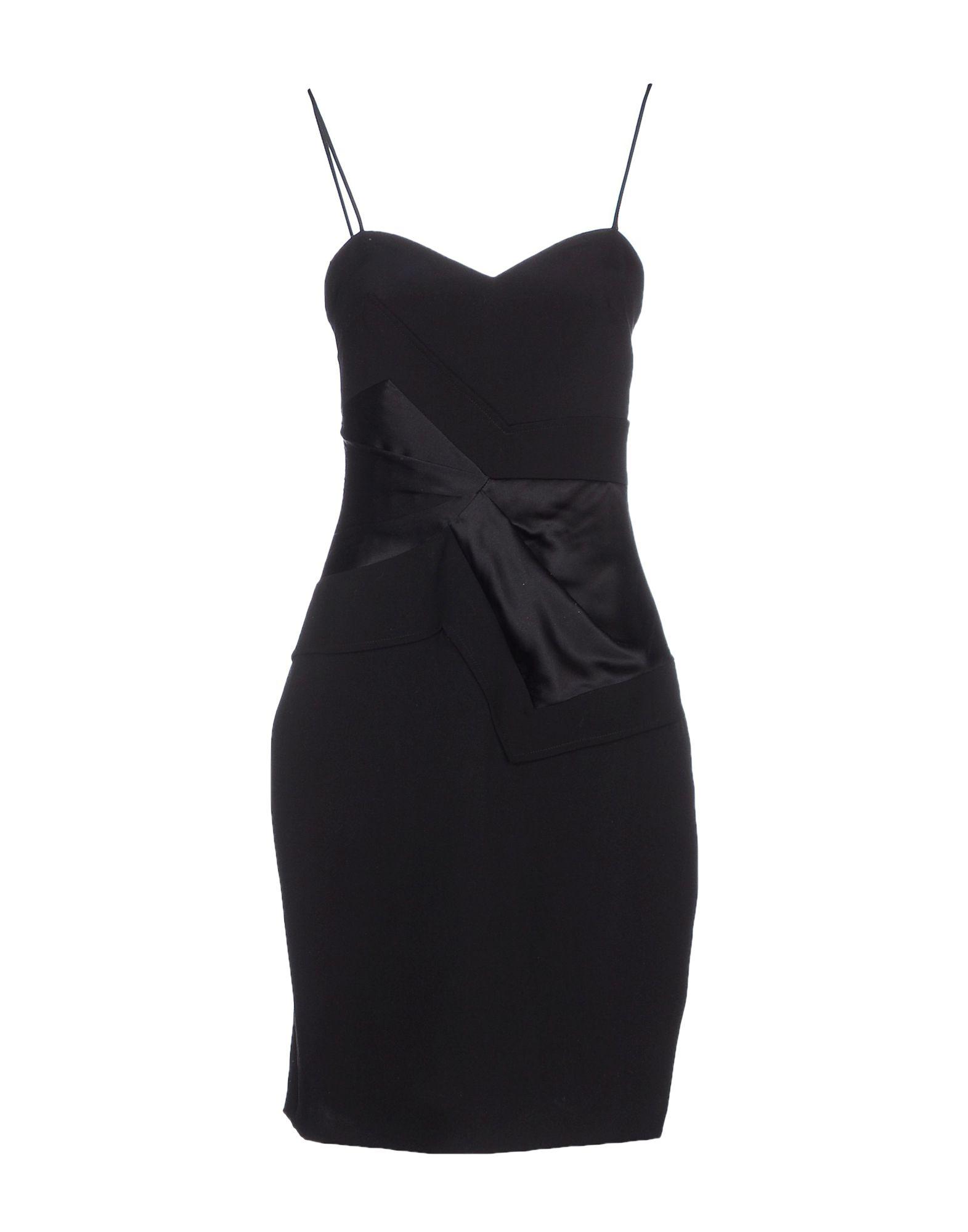Prabal gurung Short Dress in Black | Lyst