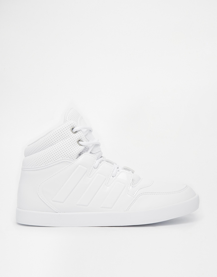 size 40 fca9e d4fff adidas Dropstep Sneaker in White for Men - Lyst