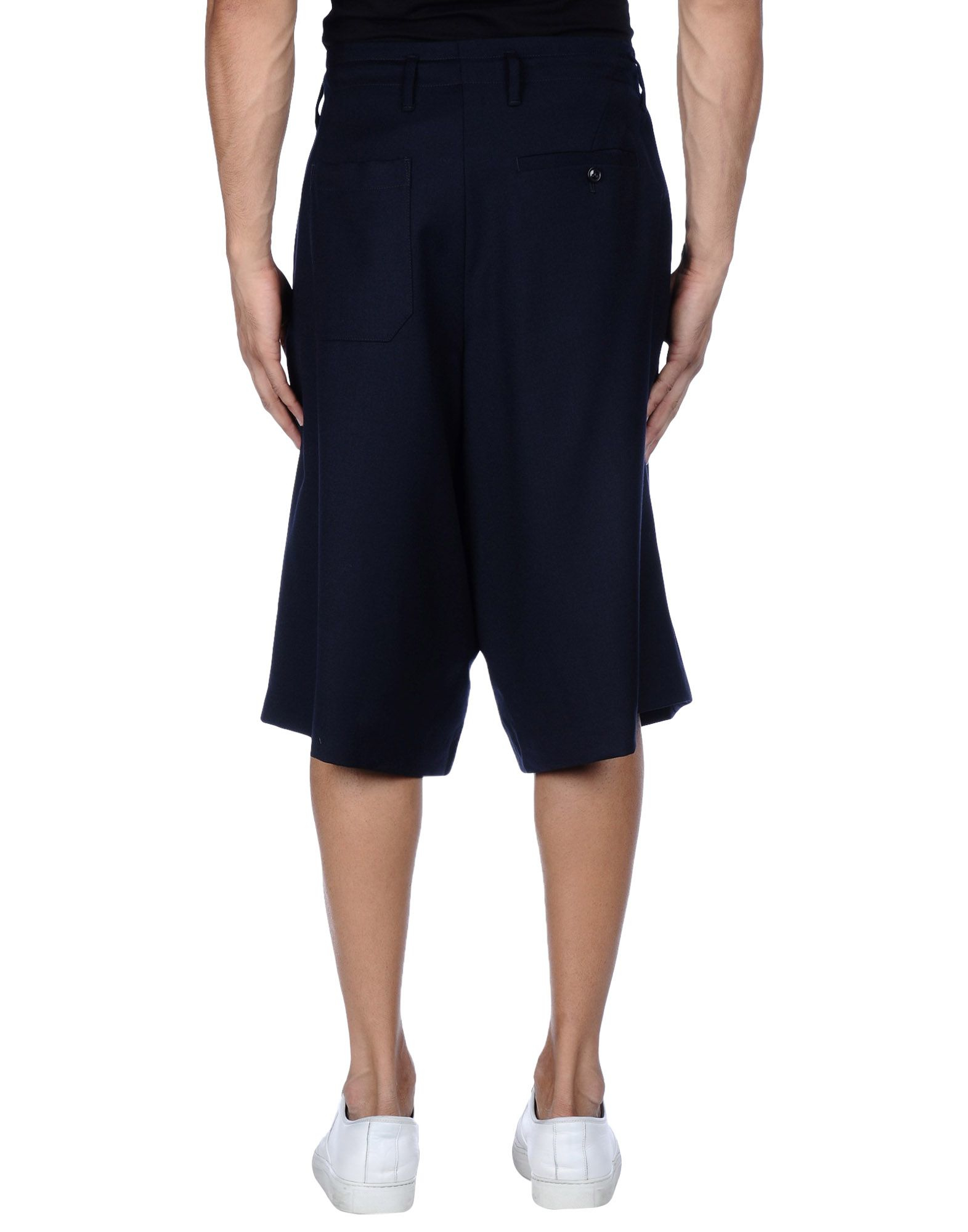 Marc by marc jacobs Bermuda Shorts in Blue for Men | Lyst