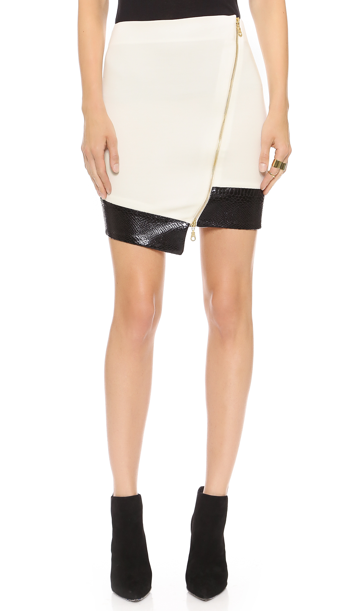 Shop for asymmetrical skirt at theotherqi.cf Free Shipping. Free Returns. All the time.