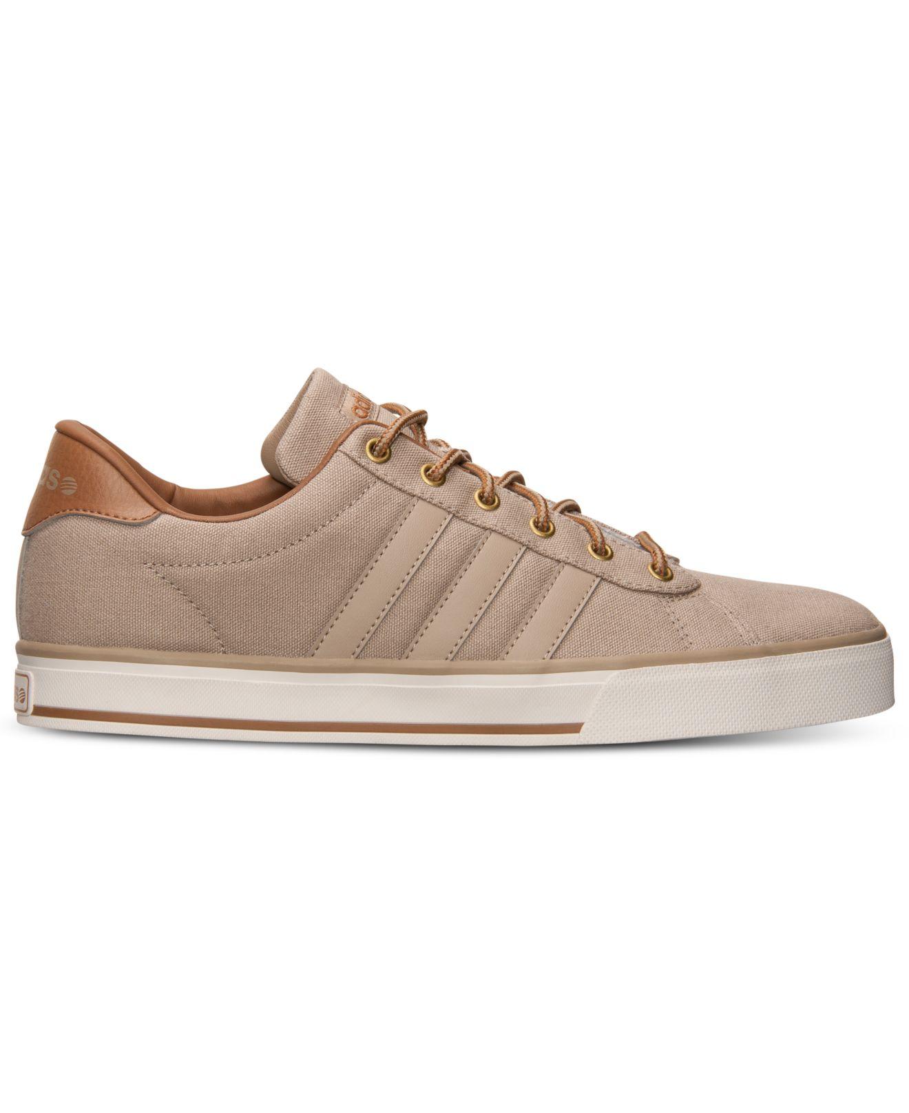 Adidas NEO Daily Vulc beige