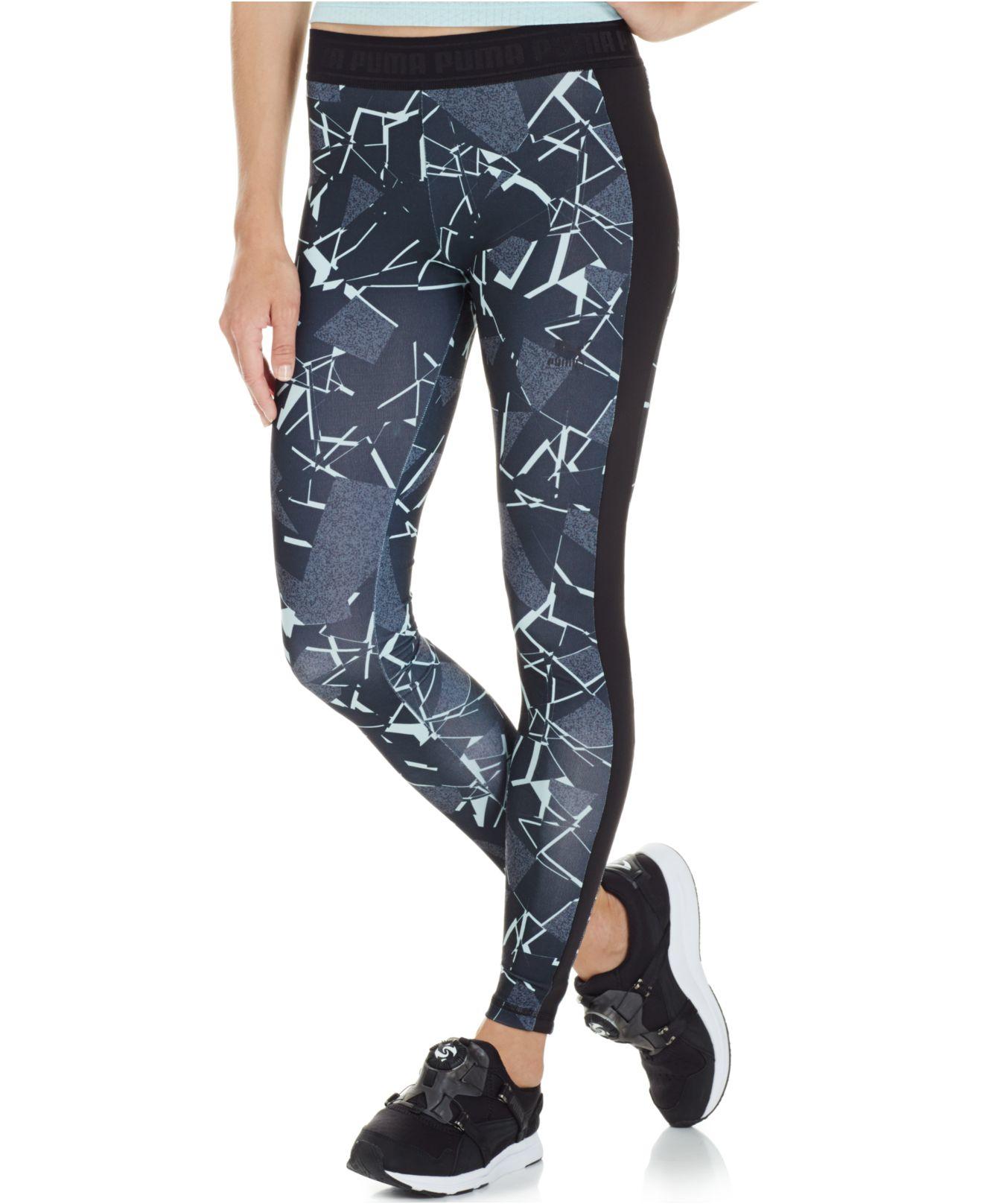 Puma Printed Leggings