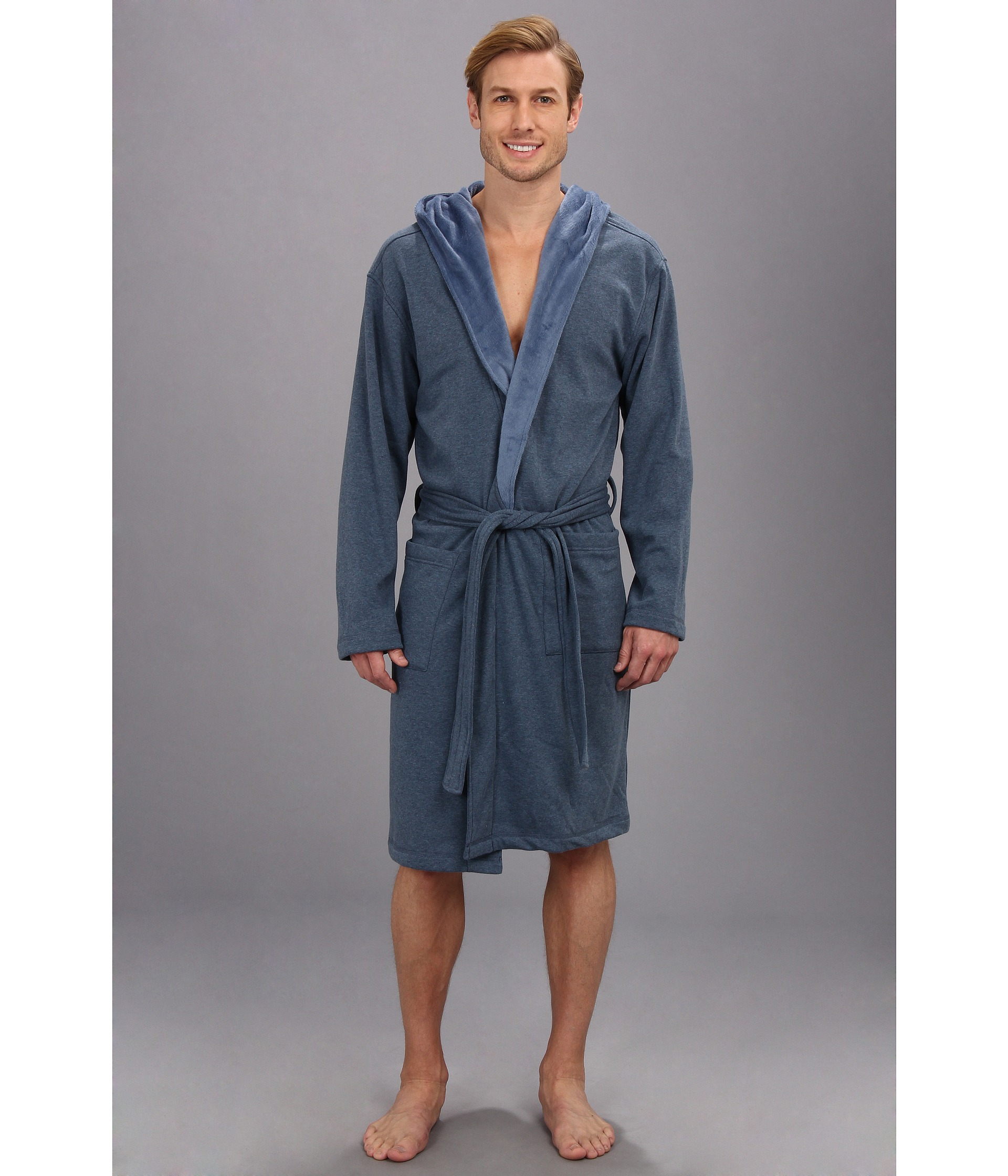 ugg mens bathrobe
