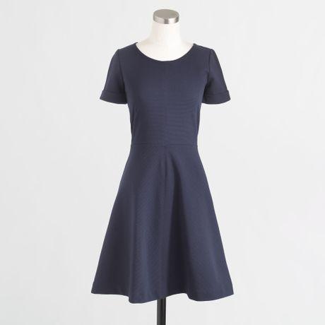 Galerry j crew flared dress