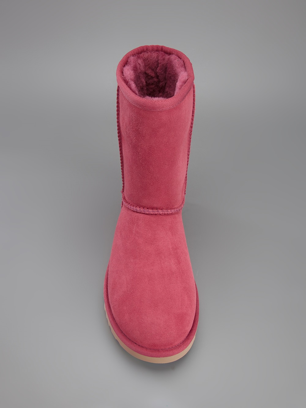 Ugg Classic Short Boot In Pink Lyst