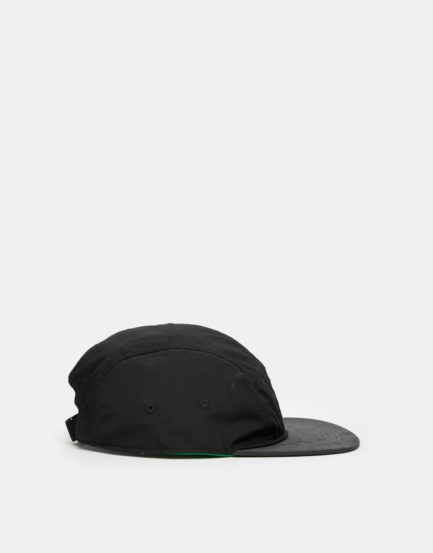 a17b9849d23 Lyst - adidas 5 Panel Snapback Cap in Black for Men