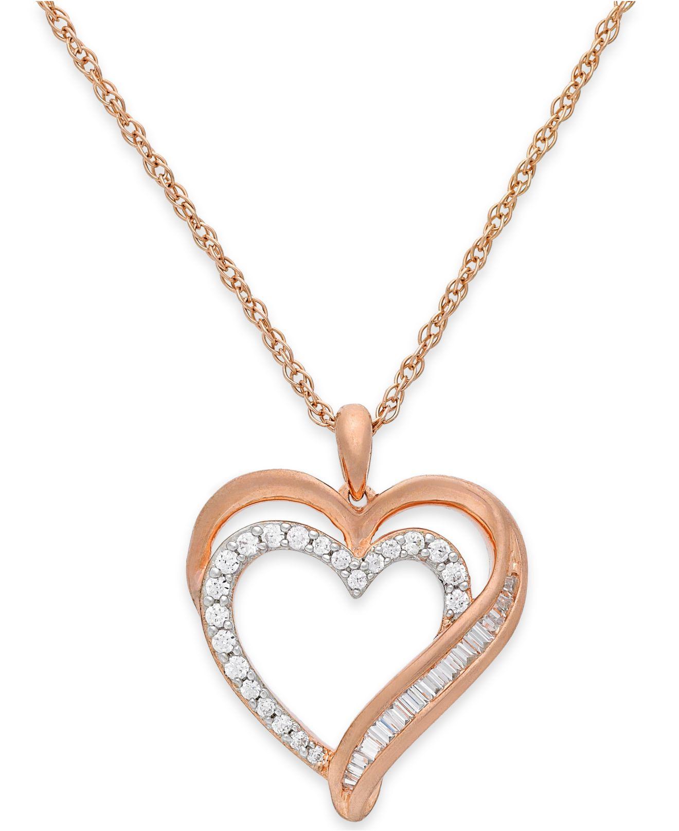 Macy S Diamond Necklace