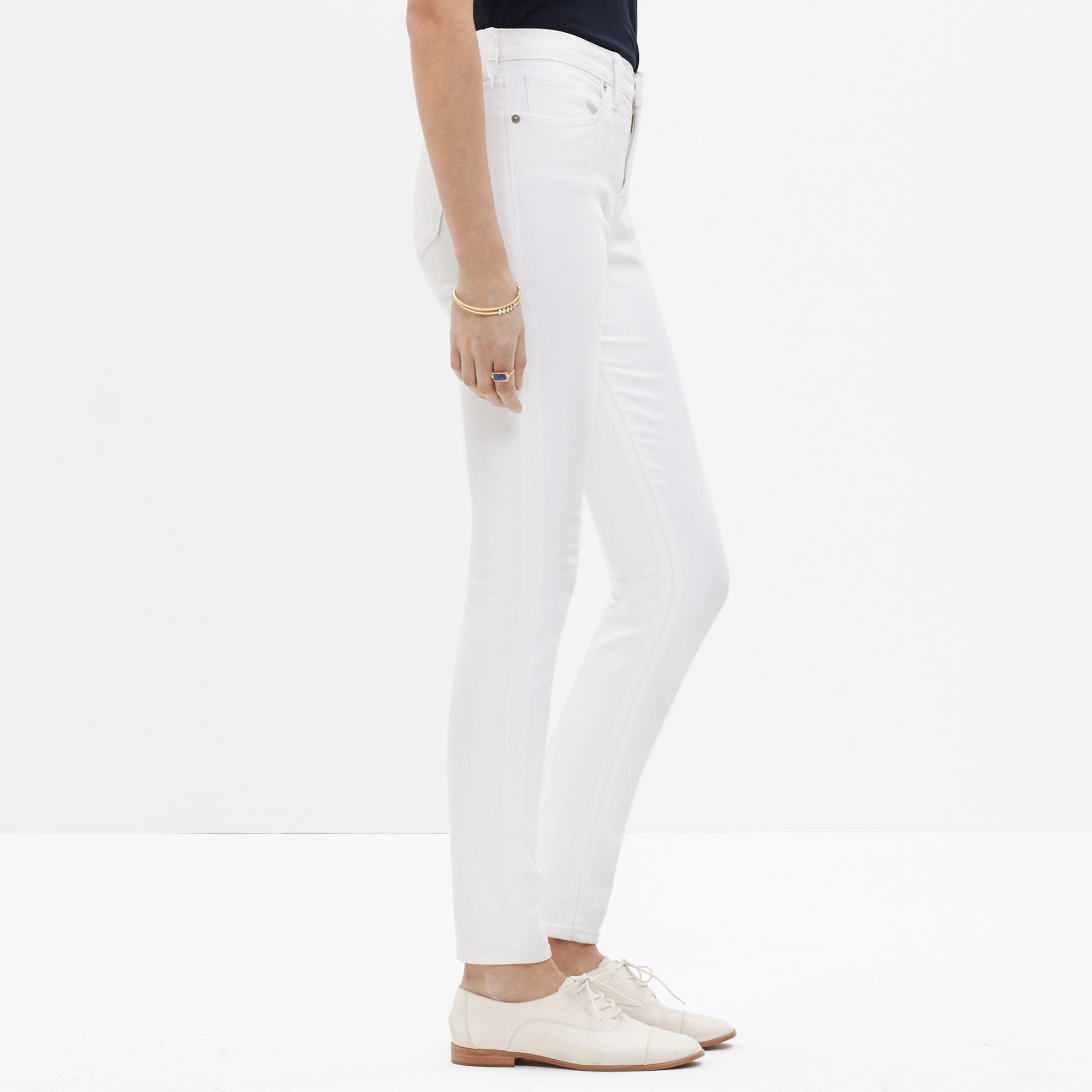 Tall White Skinny Jeans Ye Jean