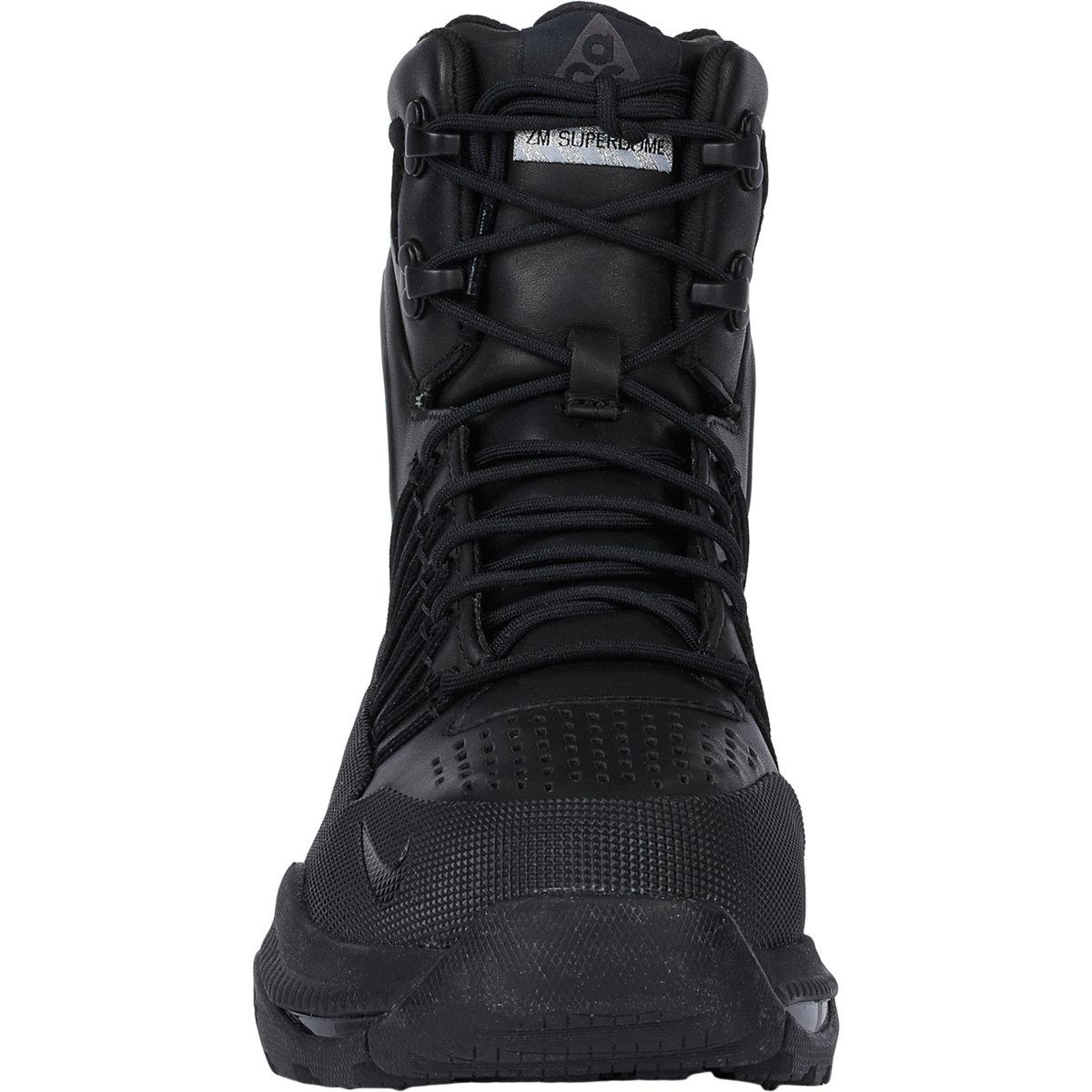 buy popular 4265d da609 Nike Zoom Superdome Boots in Black for Men - Lyst