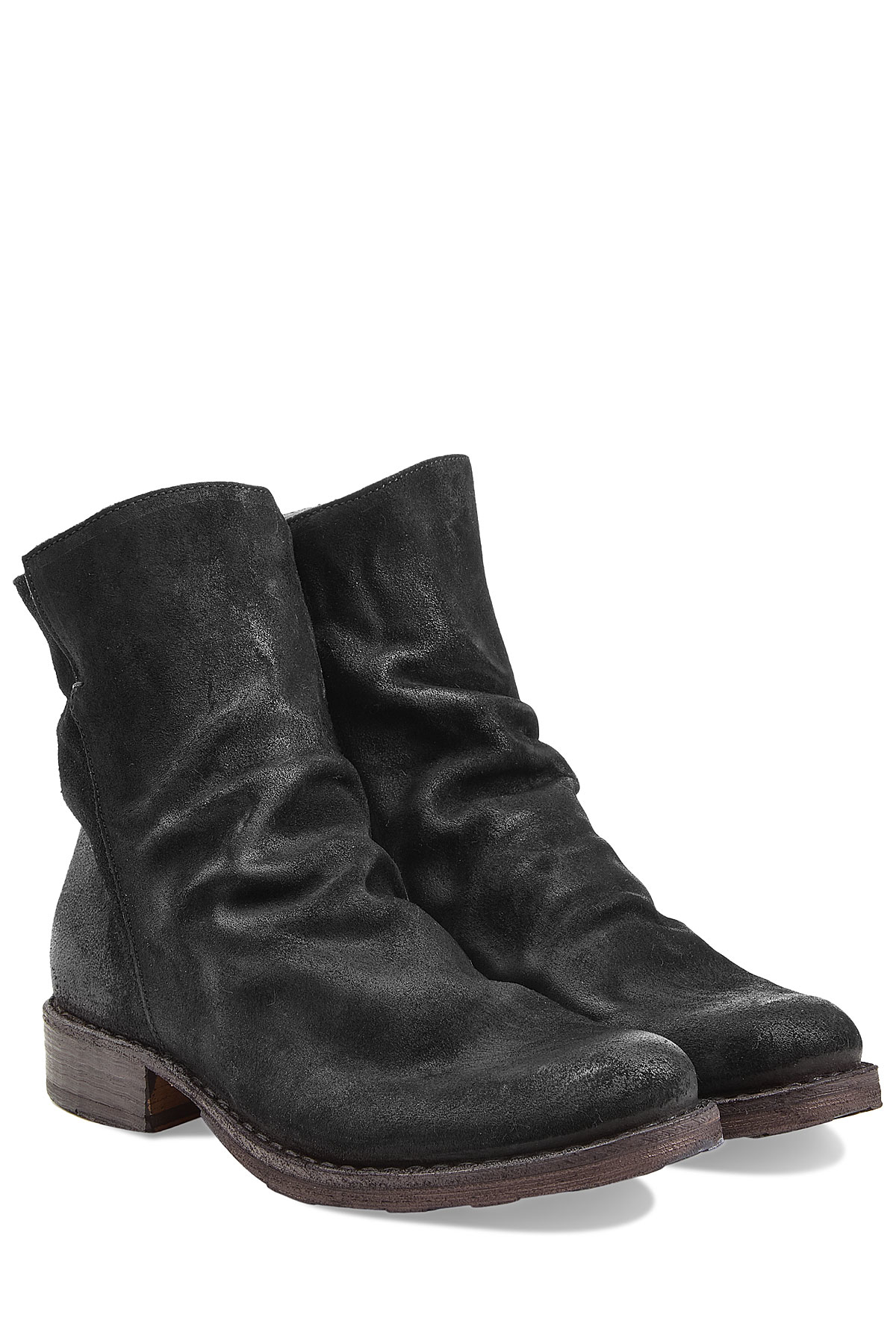 Fiorentini + Baker Distressed Ankle Boots free shipping latest j8NWda