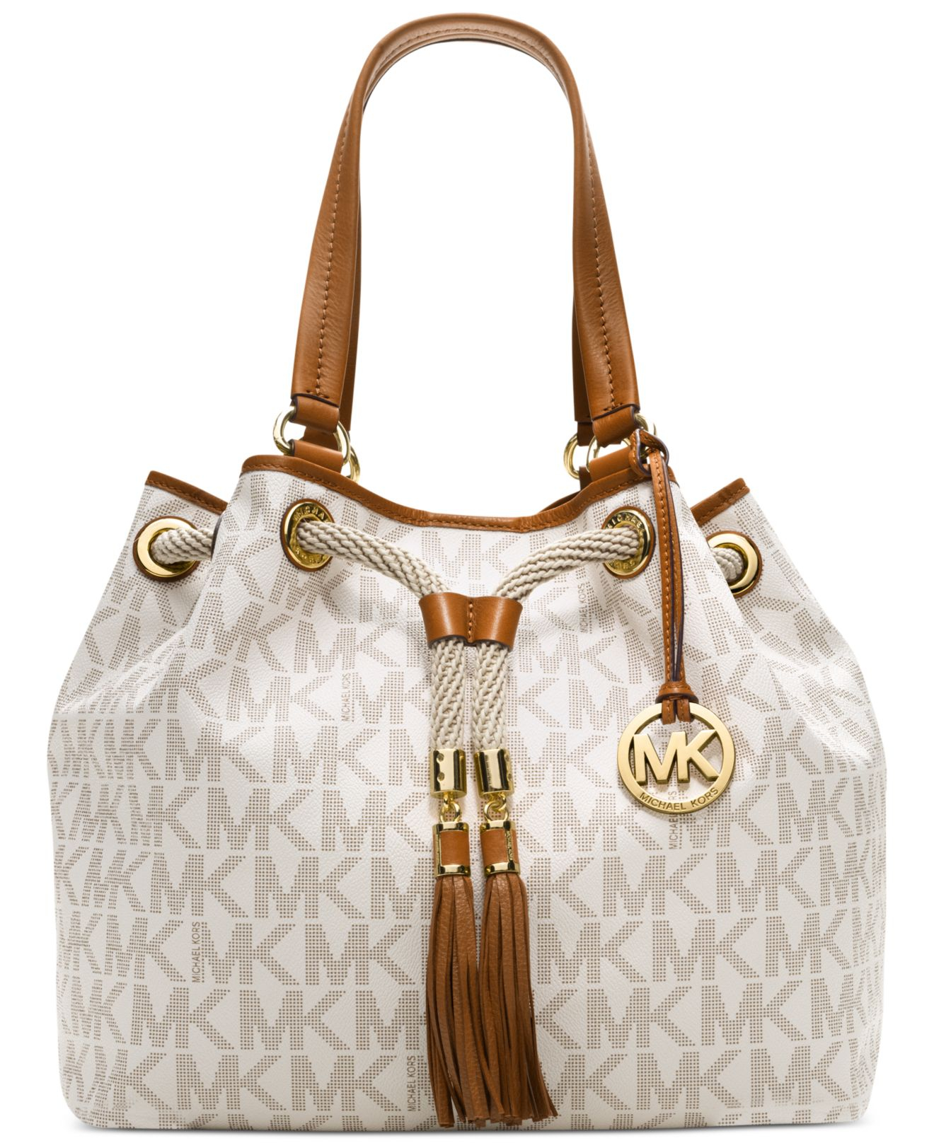 2f83e084a7da2b Gallery. Previously sold at: Macy's · Women's Michael By Michael Kors Jet  Set ...