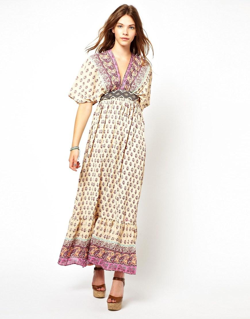 how to cut a kimono dress