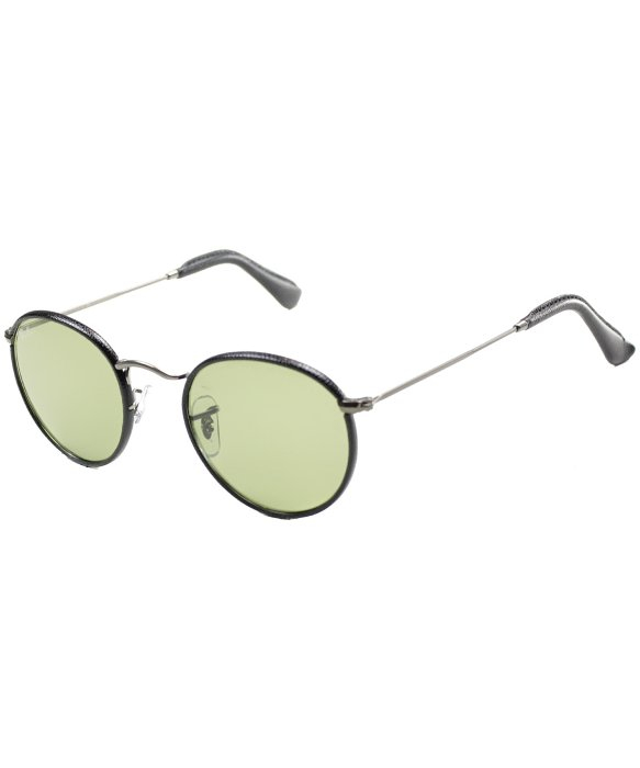 0f976d2131 Ray Ban Rb3475q Sunglasses Black Frame Green Crystal Lens « Heritage ...