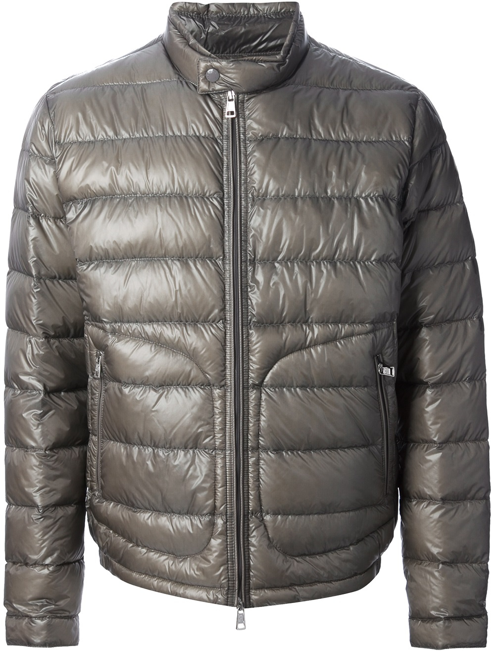 moncler acorus black quilted shell jacket