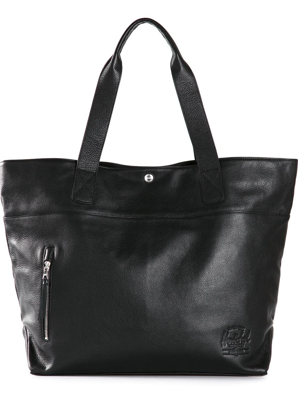 herschel supply co black bad hills alexander bag for