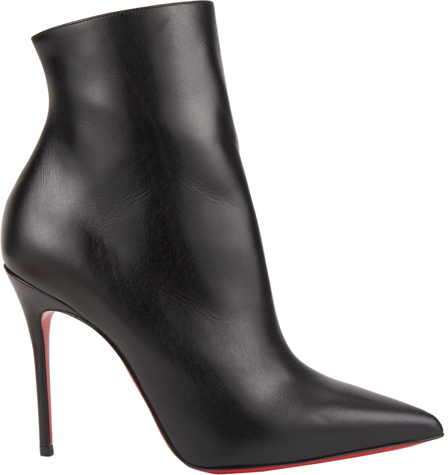 louis vuitton red bottom shoes price - christian louboutin pointed-toe ankle boots | The Filipino ...