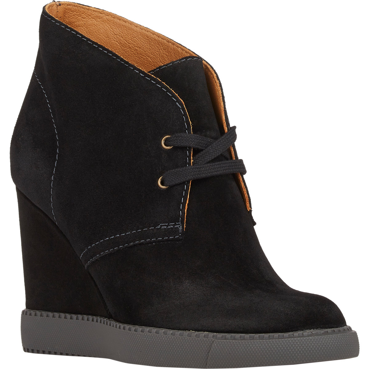 See By Chloé wedge boots Cheapest for sale WVJnMl