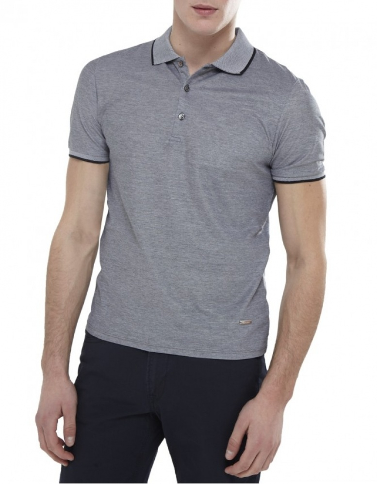 Cheap New Arrival High Quality Cheap Price polo shirt - Grey Cerruti Buy Cheap Get To Buy d2AKuw