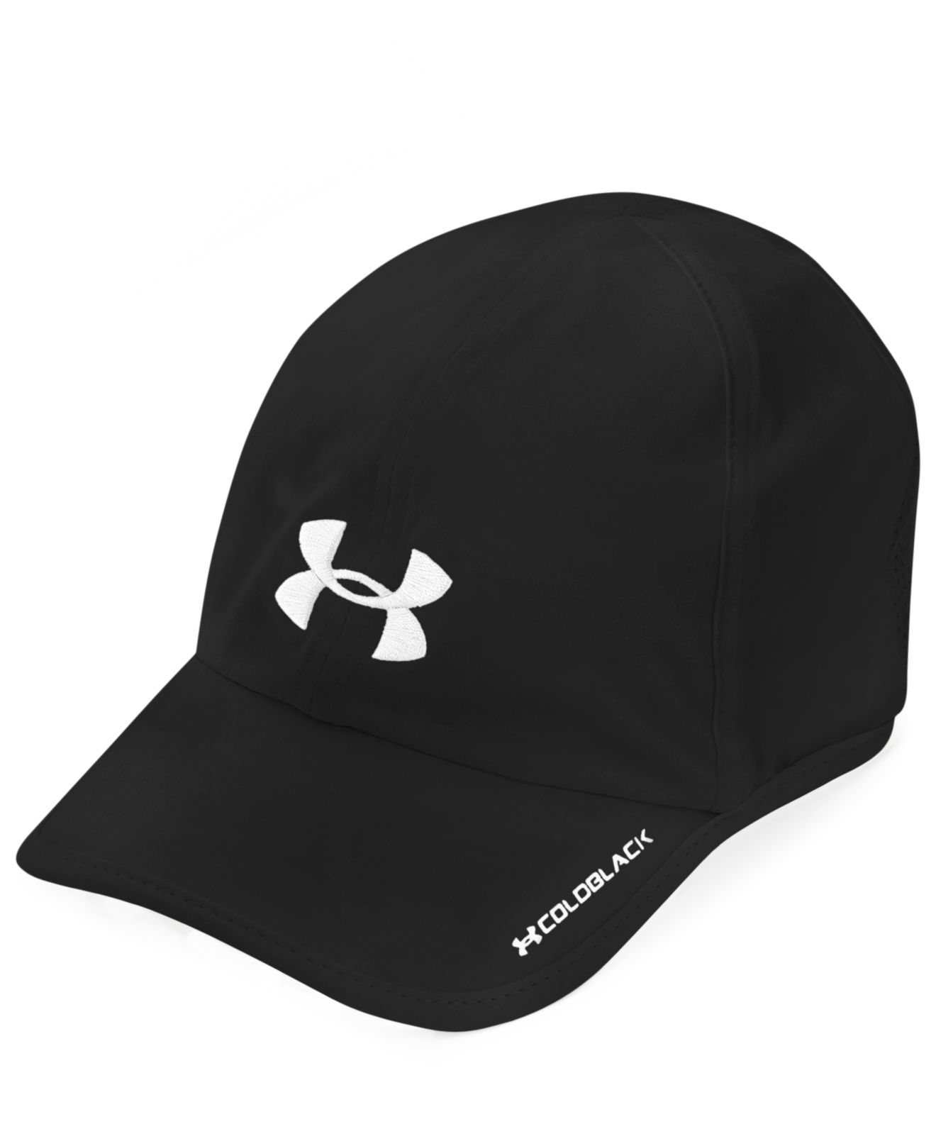 Lyst - Under Armour Shadow Sport Cap in Black 155d4efe6e5