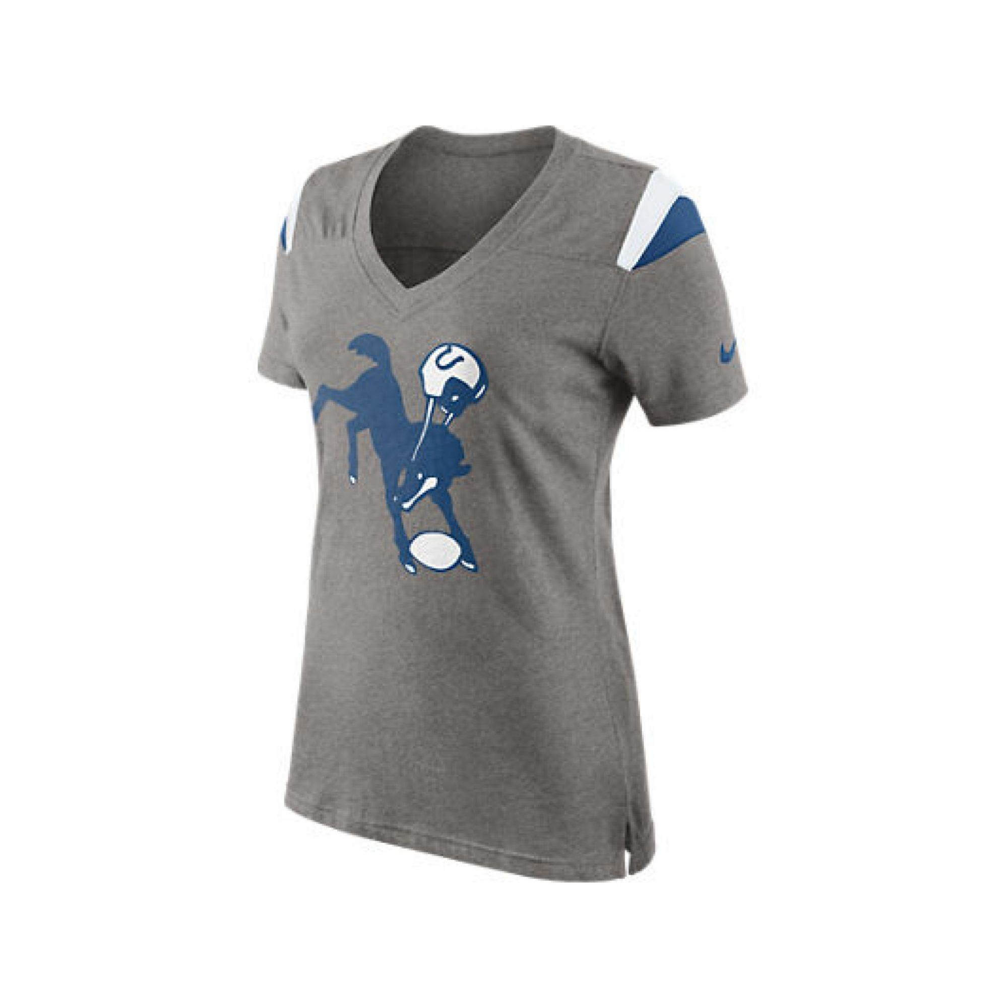Nike Women 39 S Short Sleeve Indianapolis Colts T Shirt In