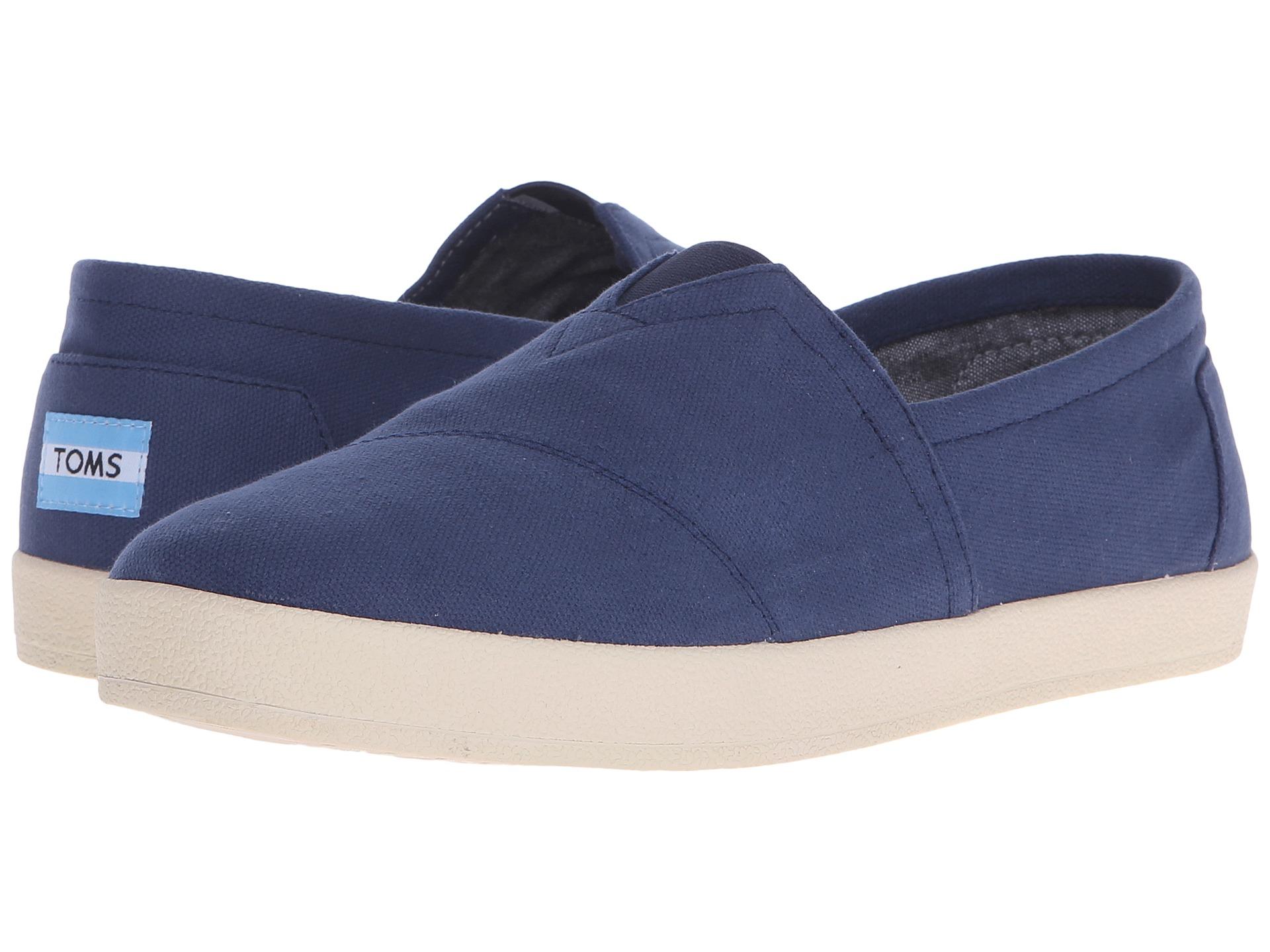 Toms Avalon Shoes - Blue