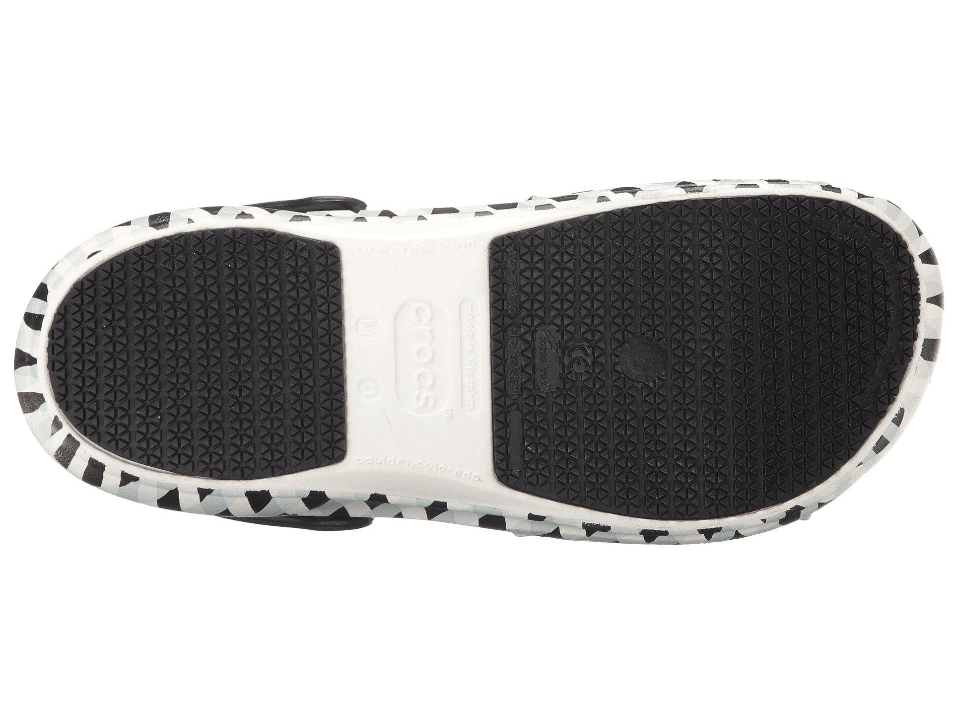 4b8cd44364124 Crocs™ - White Bistro Gingham - Lyst. View fullscreen