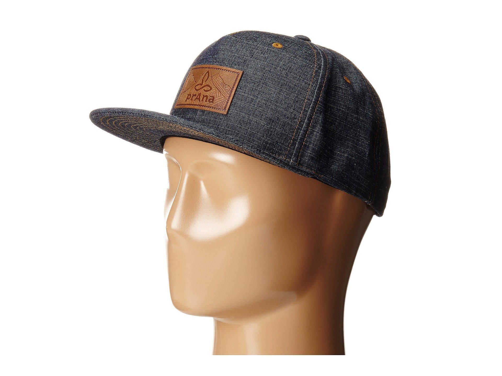 8daff49e Prana Kendal Ball Cap in Blue for Men - Lyst