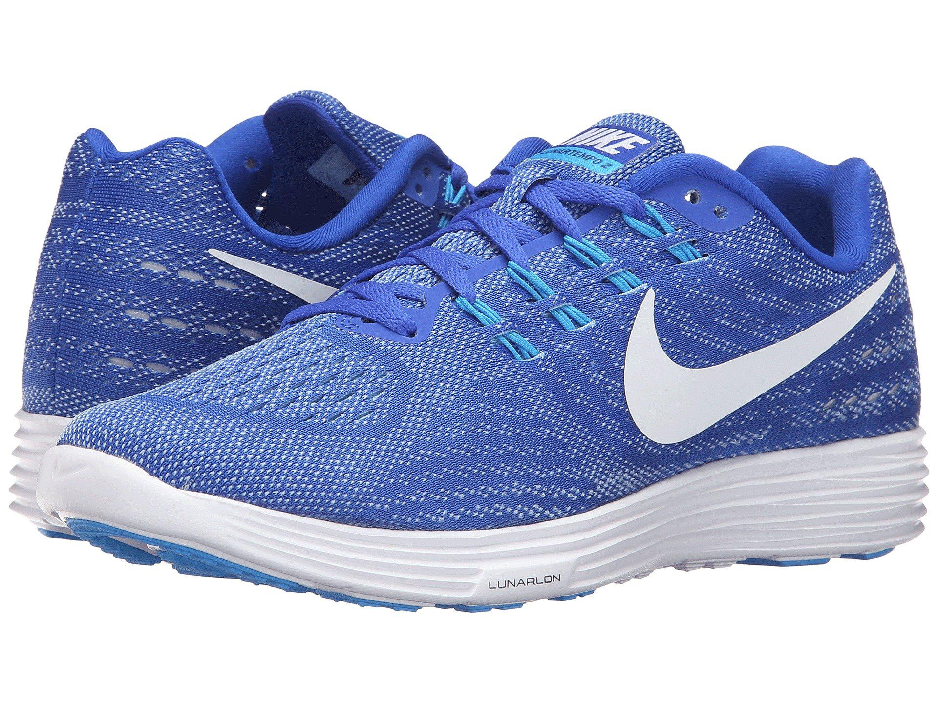 1ee6ce00ead Lyst - Nike Lunartempo 2 in Blue - Save 28%