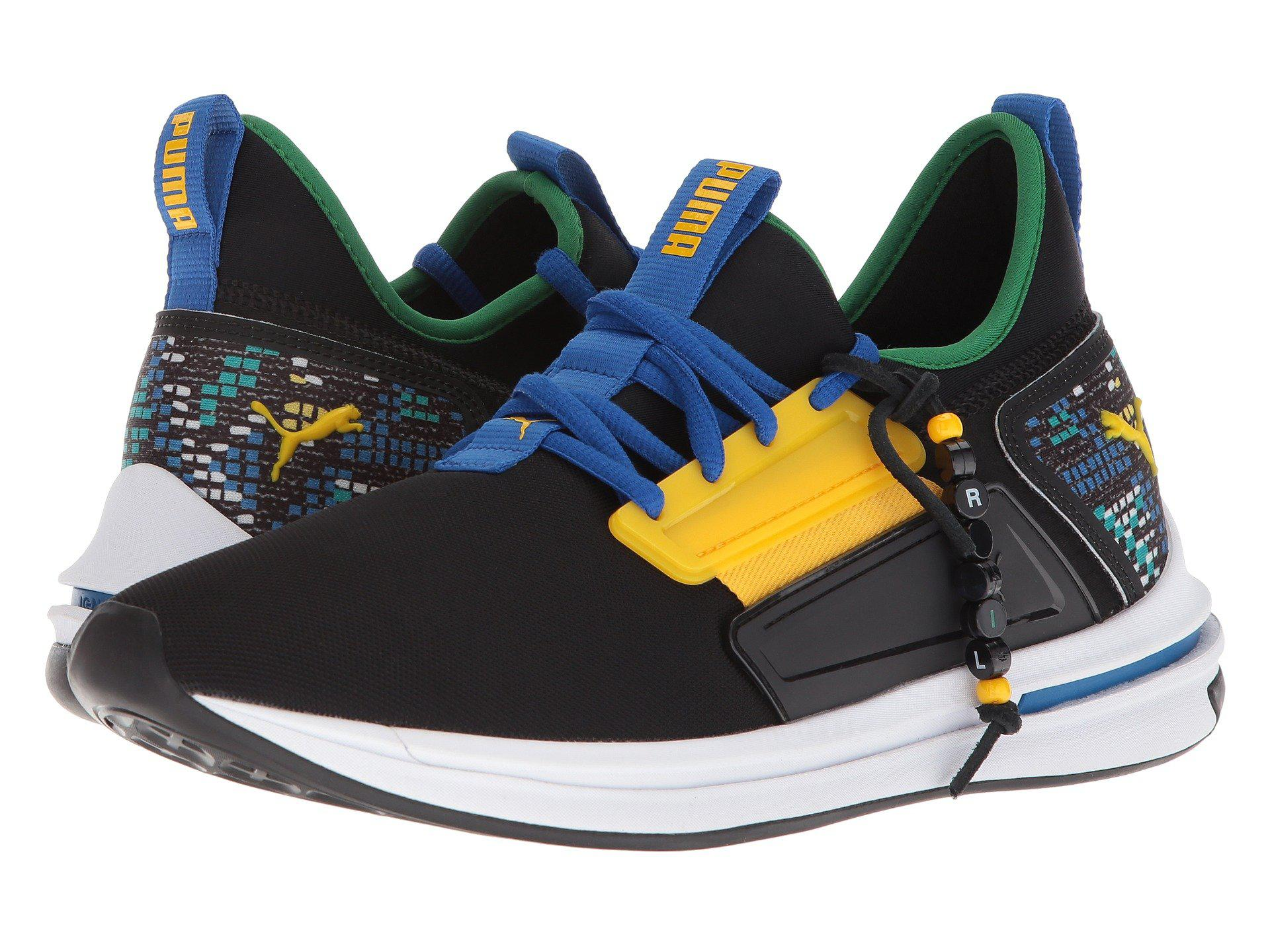43a34c22985 ... Lyst - Puma Ignite Limitless Sr Carnival in Black for Men - Save .