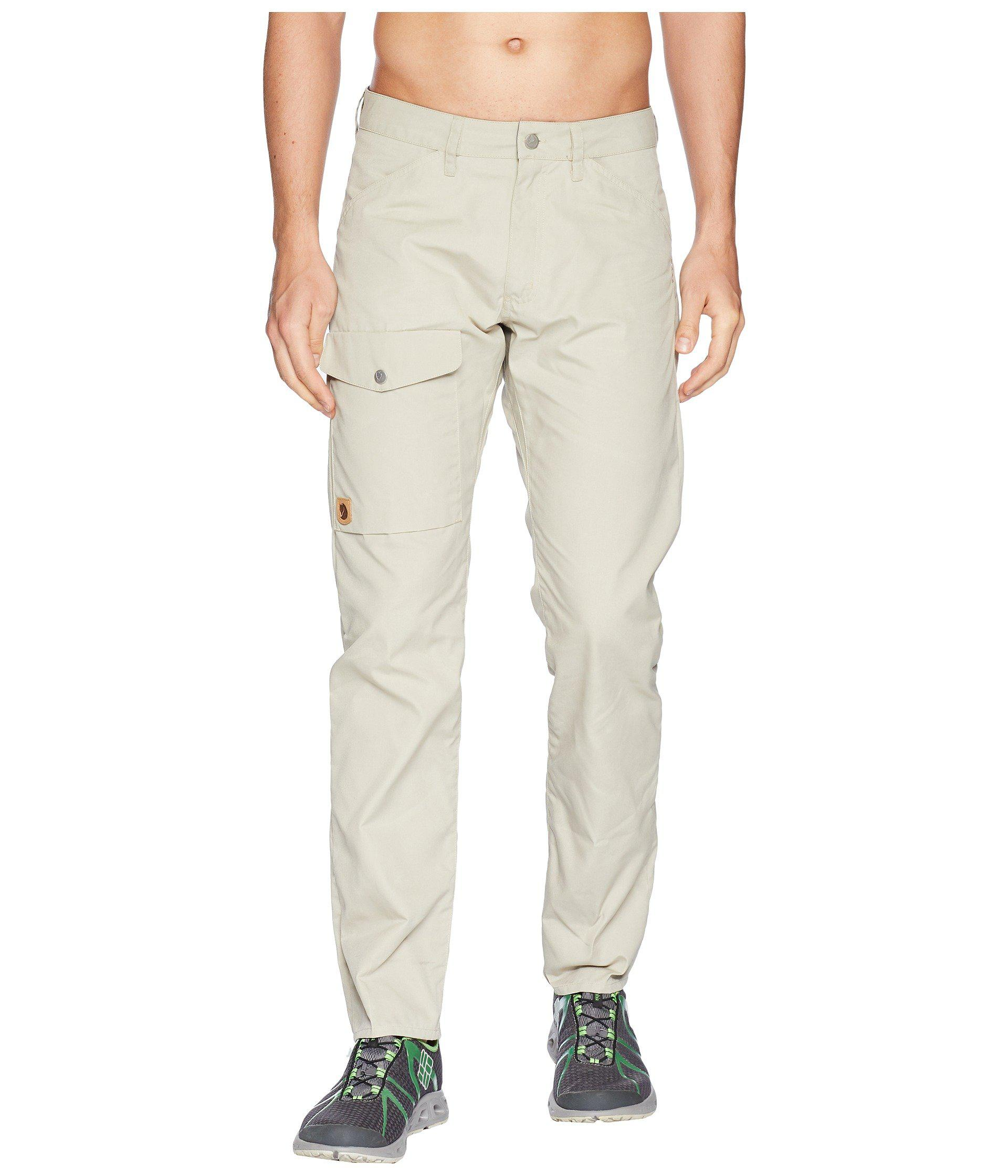 8f02e98f Fjallraven Greenland Jeans In Limestone in Natural for Men - Lyst