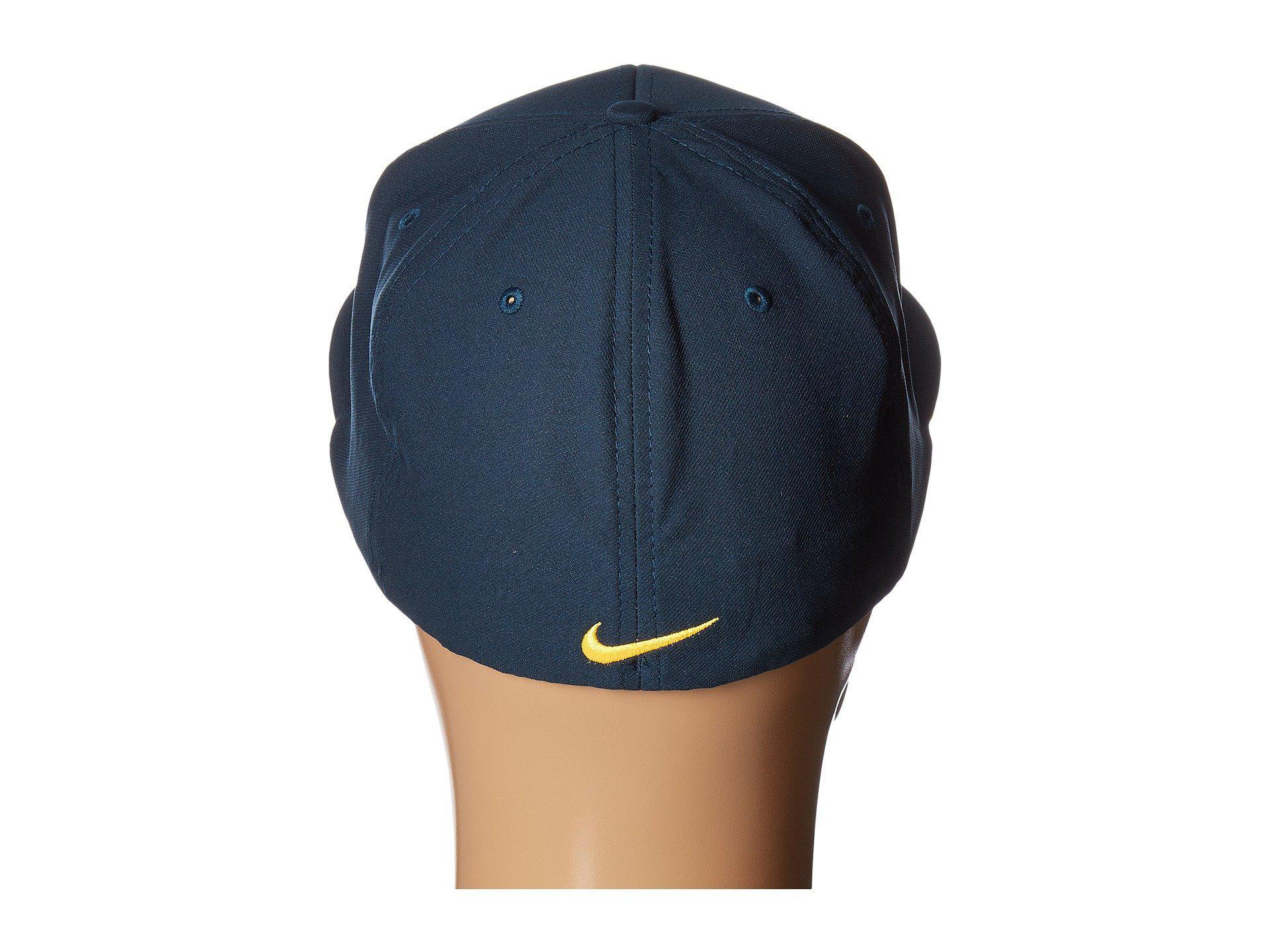 362e4e7a4eec2 Lyst - Nike True Statement Cap in Blue for Men