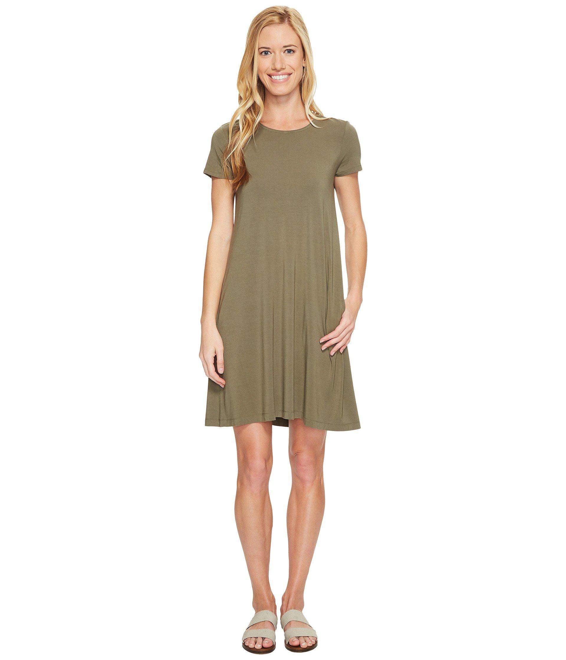 2497ad1f52 Lyst - United By Blue Ridley Swing Dress in Green