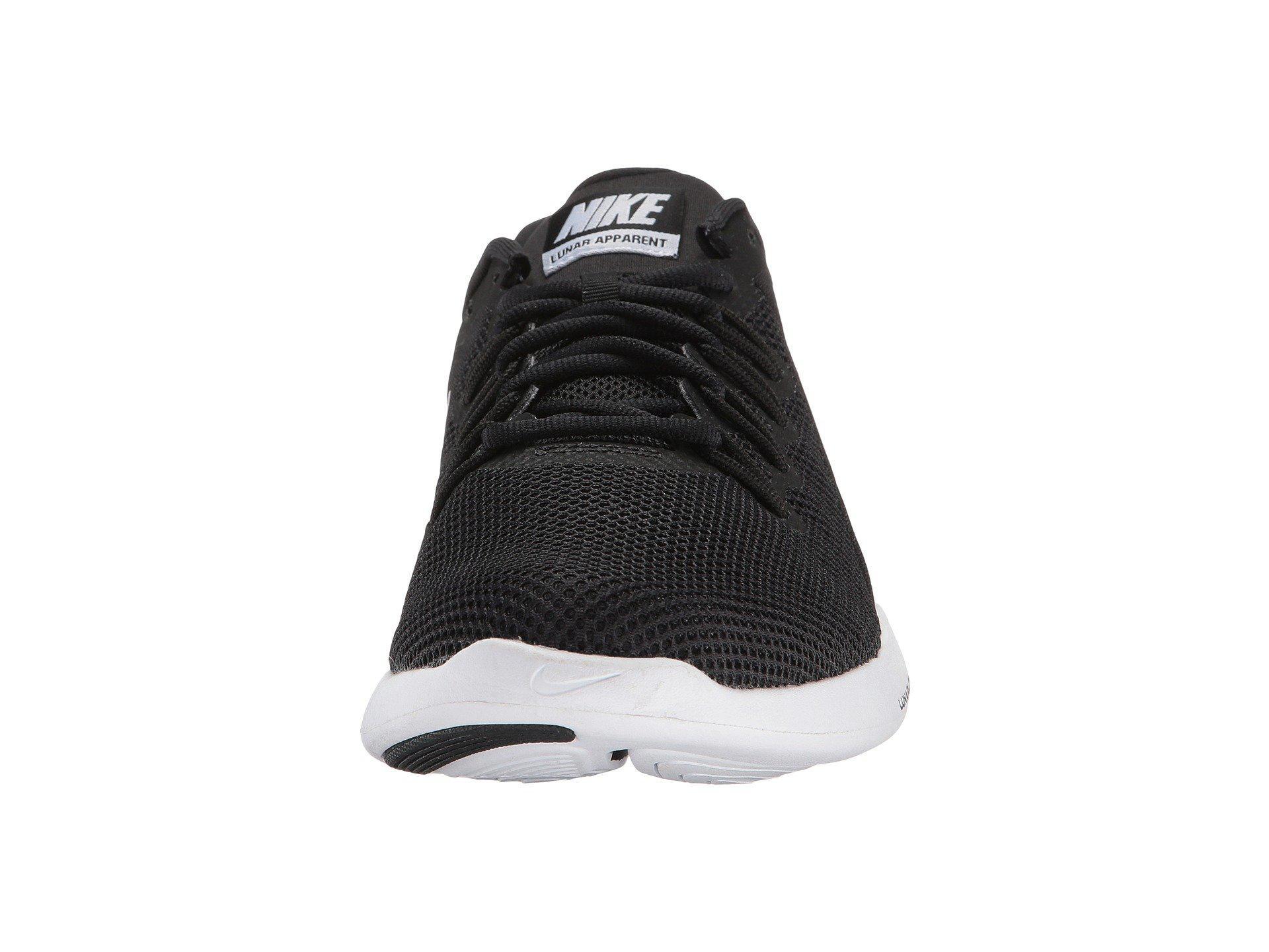 check out df521 694ac Nike - Black Lunar Apparent for Men - Lyst. View fullscreen