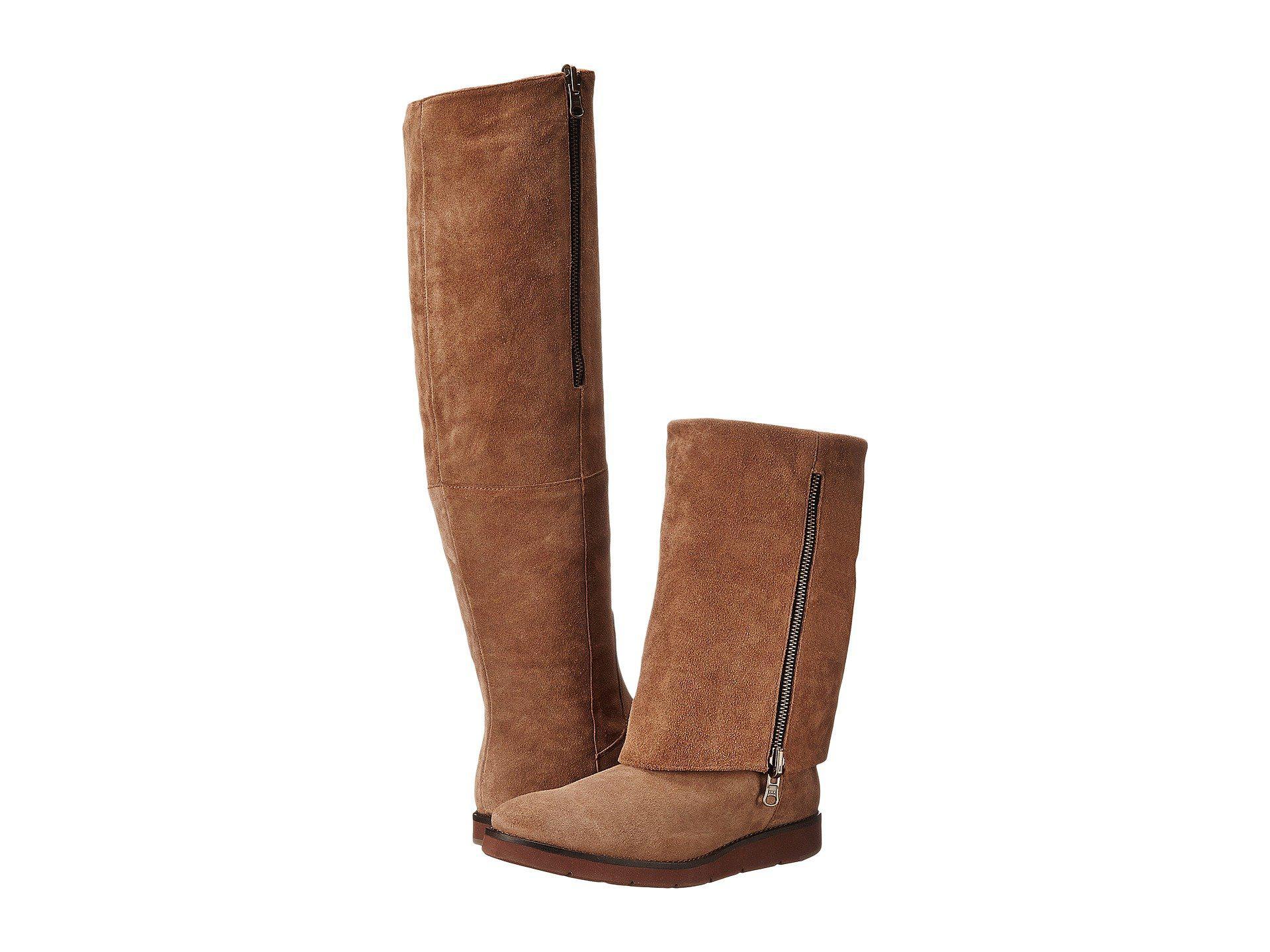 Johnston & Murphy. Women's Brown Bree Cuffed Boot