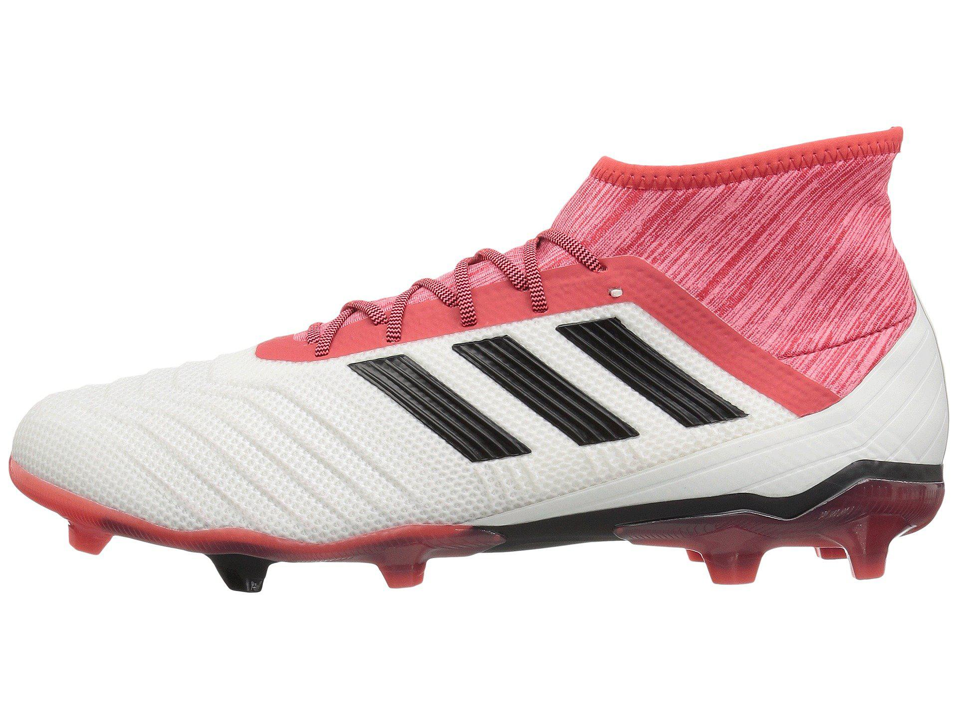 2611432c9a2 Lyst - adidas Predator 18.2 Fg in Pink for Men