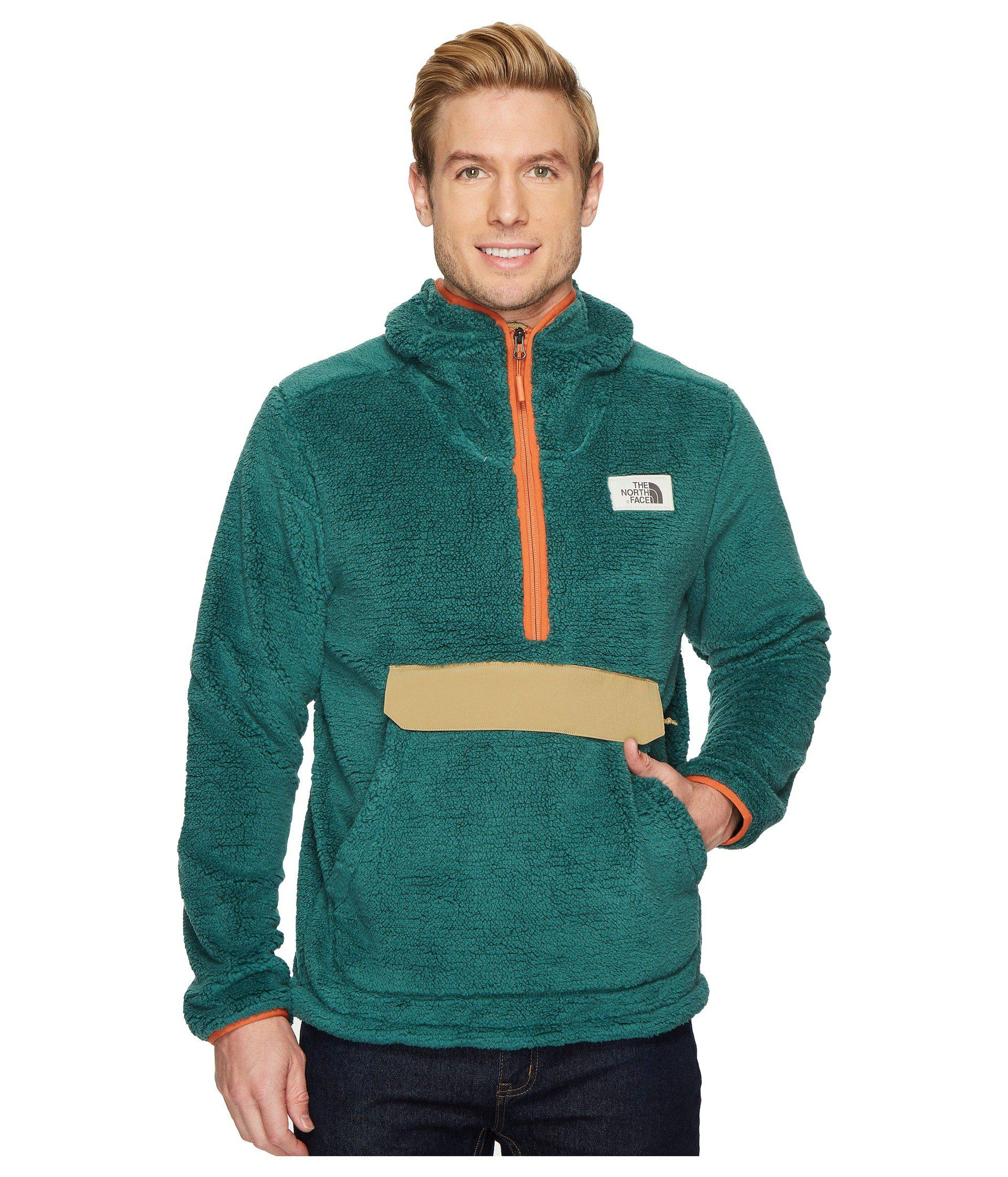 Lyst - The North Face Campshire Pullover Hoodie in Green for Men ... 41d729e87
