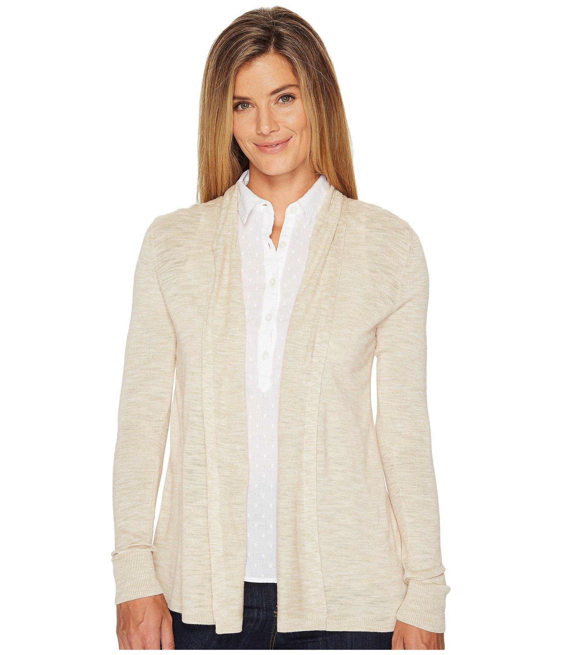 b56e6f07829deb Lyst - Aventura Clothing Corinne Sweater in White - Save 44%