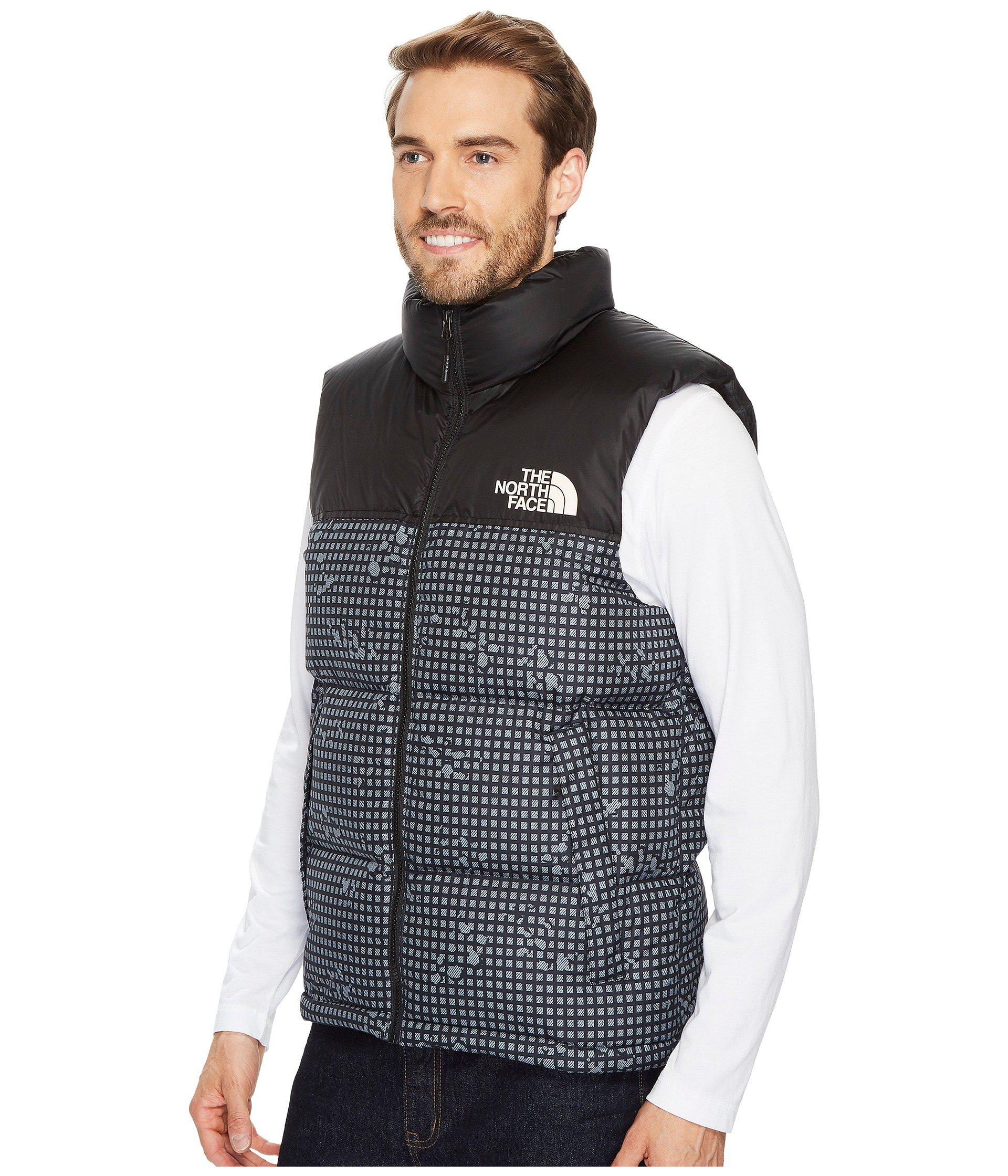 76e1269ffd ... germany lyst the north face novelty nuptse vest in black for men save  28.799999999999997 182f3 9b0b8