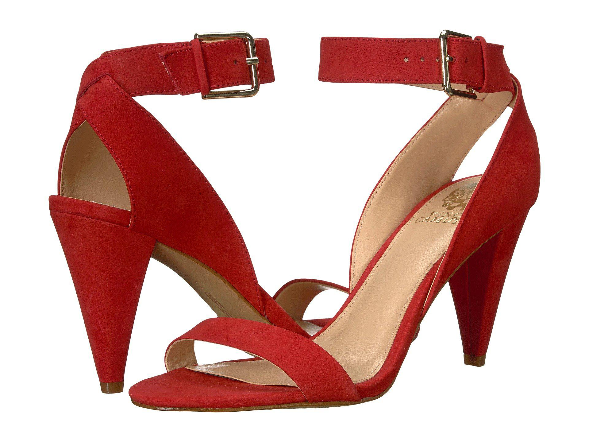 a424a4187c5 Lyst - Vince Camuto Caitriona in Red