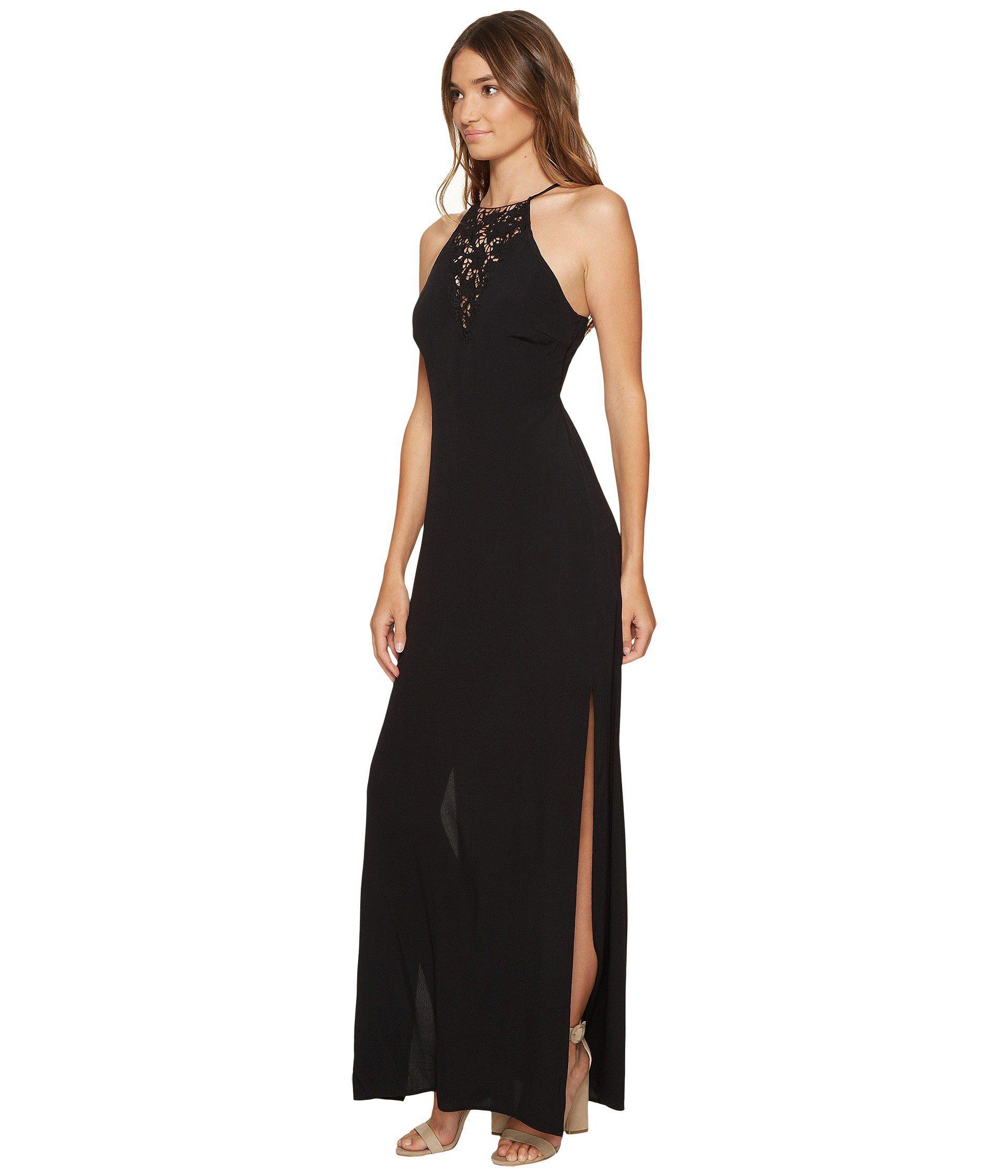 c5a4af51 Lyst - Astr Petra Dress in Black