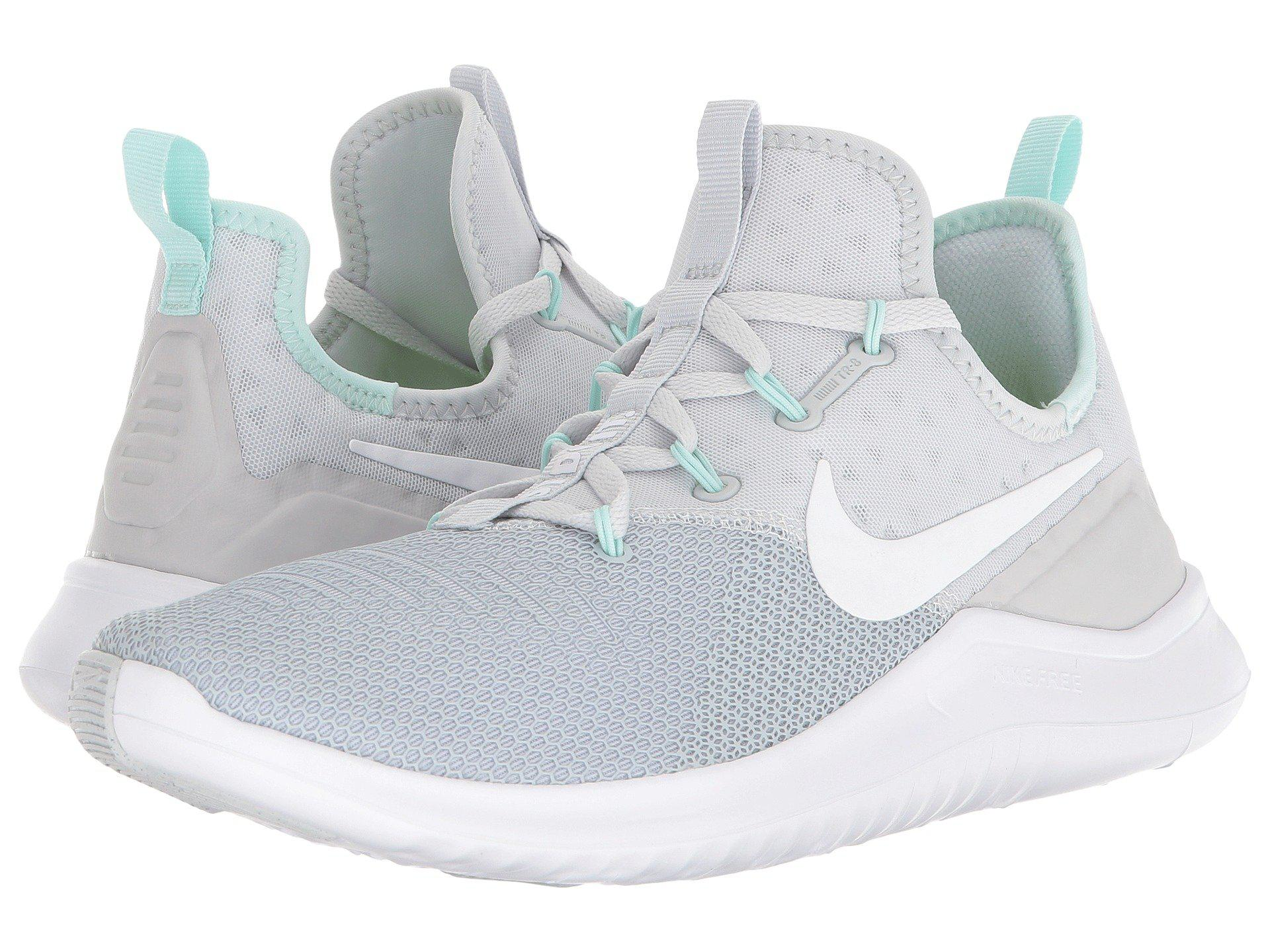 Lyst - Nike Free Tr 8 in White - Save 24% d6b948136