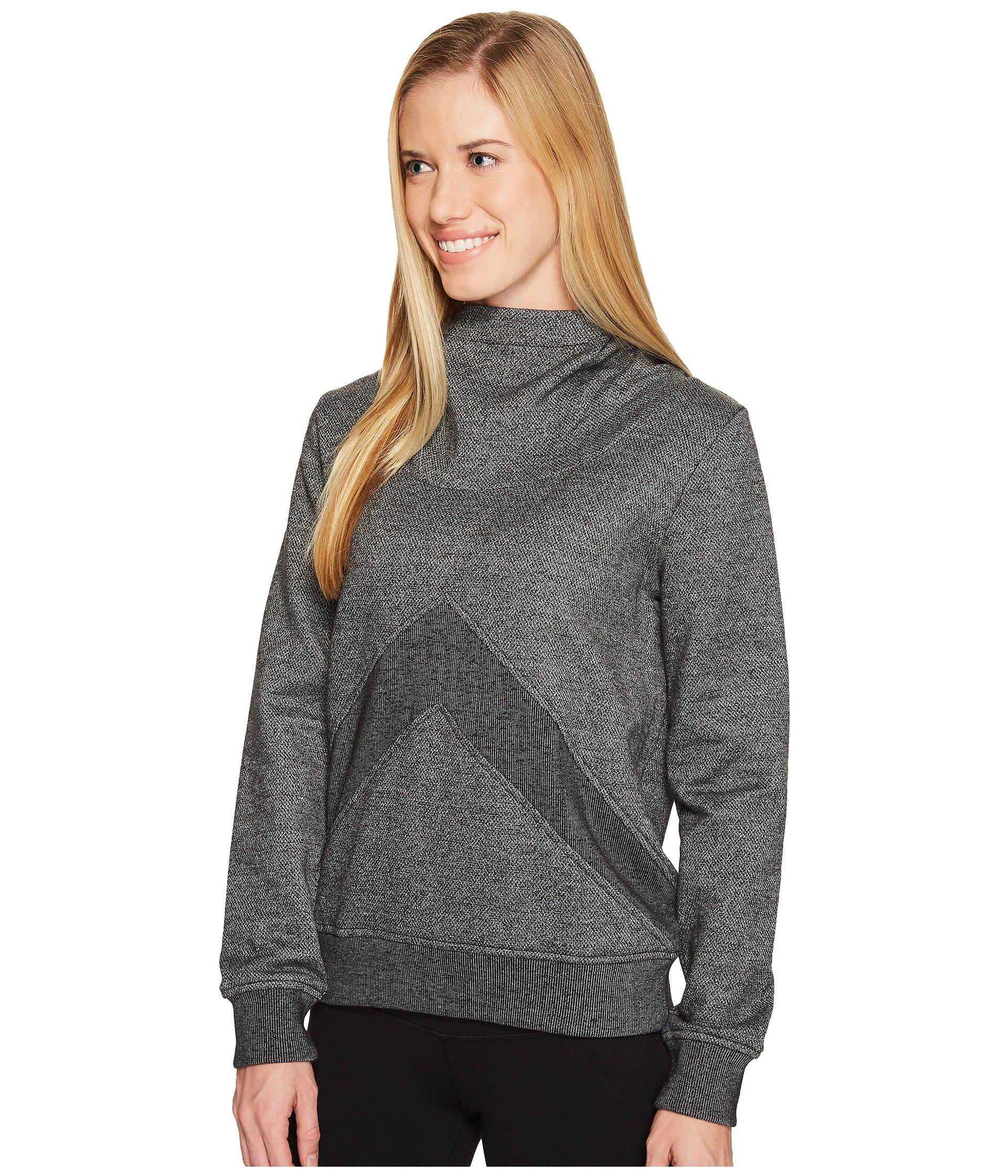 812253e3979db Lyst - Lolë Frances Top in Gray - Save 51%