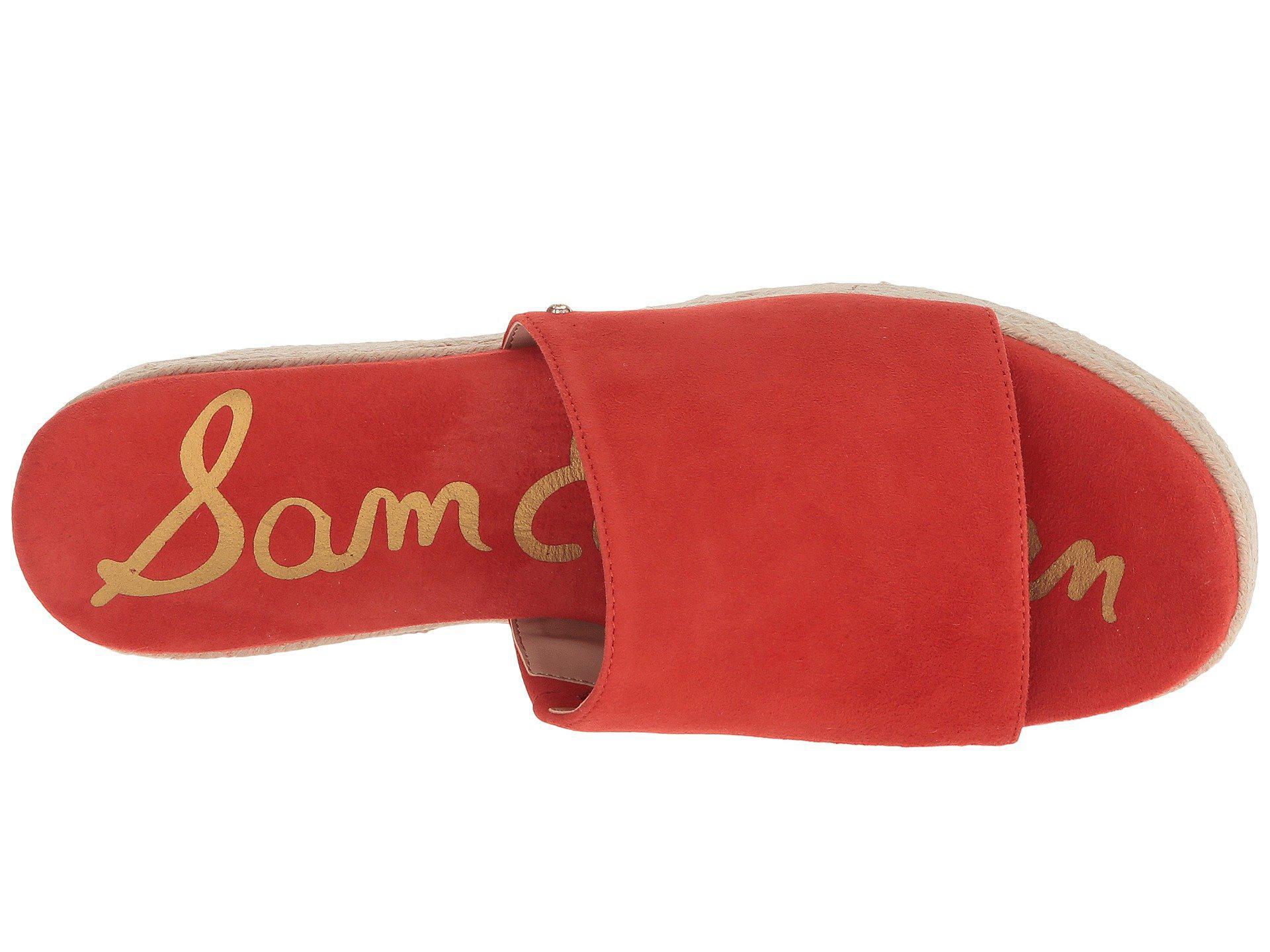 7bb3fe532 Sam Edelman - Red Weslee - Lyst. View fullscreen