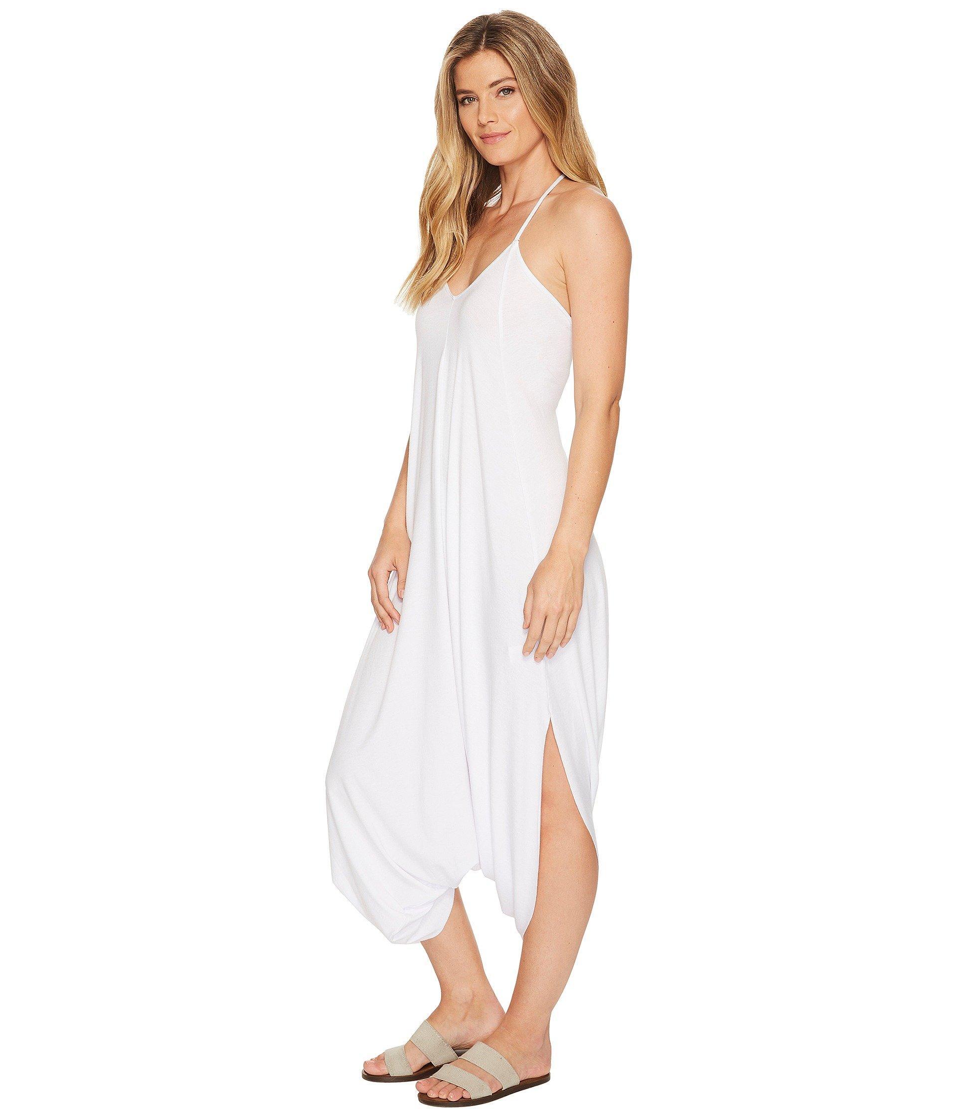 aece6c61adae Lyst - Onzie Bridal Tica Romper in White - Save 45%