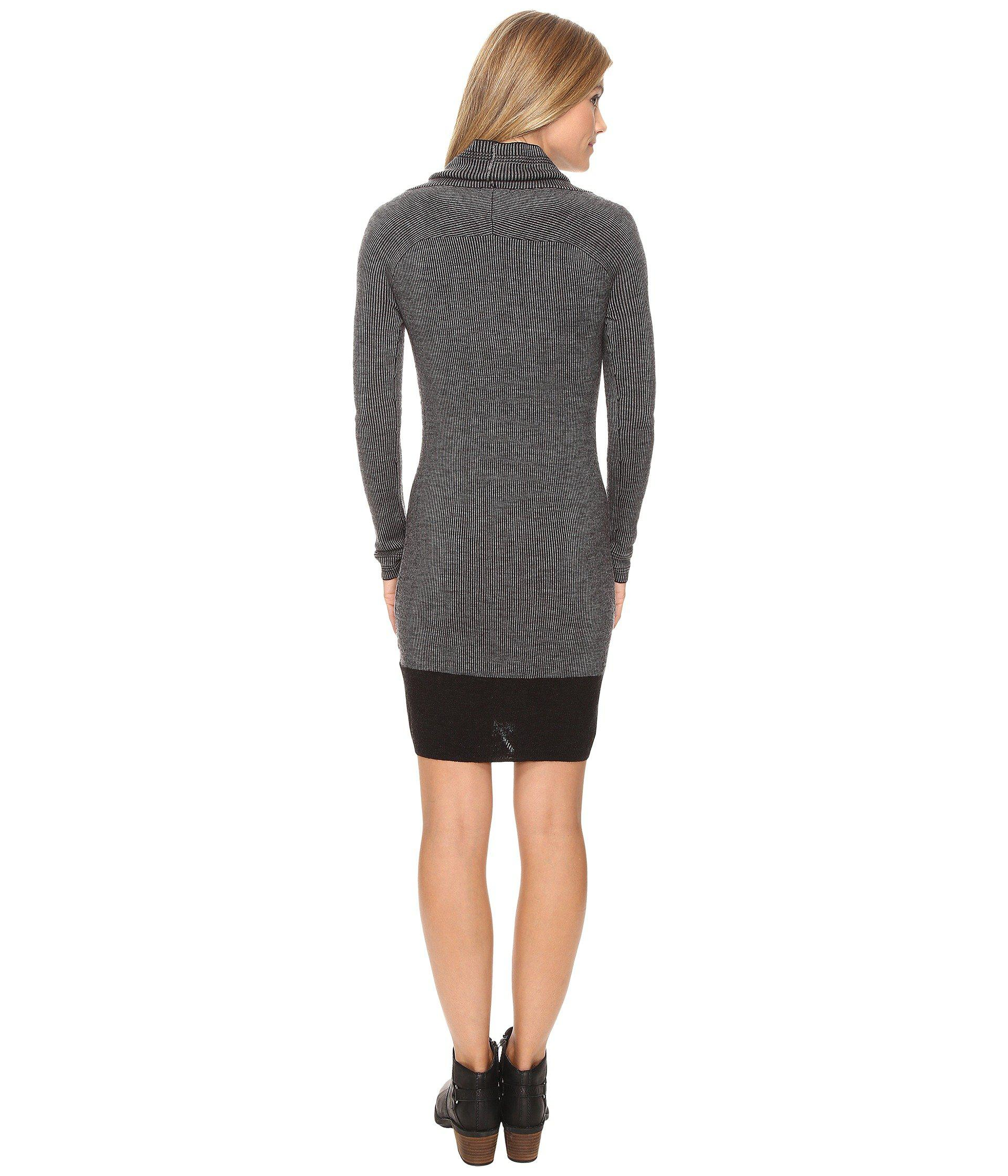 9bfda823469a9 Lyst - Toad Co Uptown Sweater Dress in Black - Save 56.41025641025641%