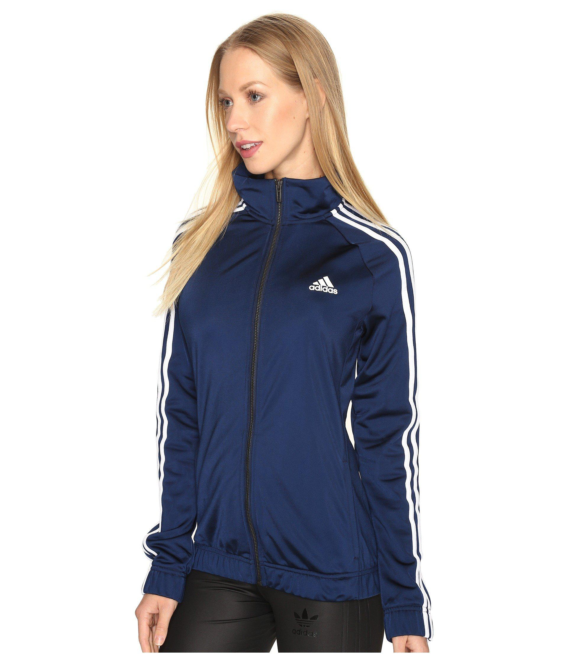 6290bd789 Lyst - adidas Designed-2-move Track Top in Blue
