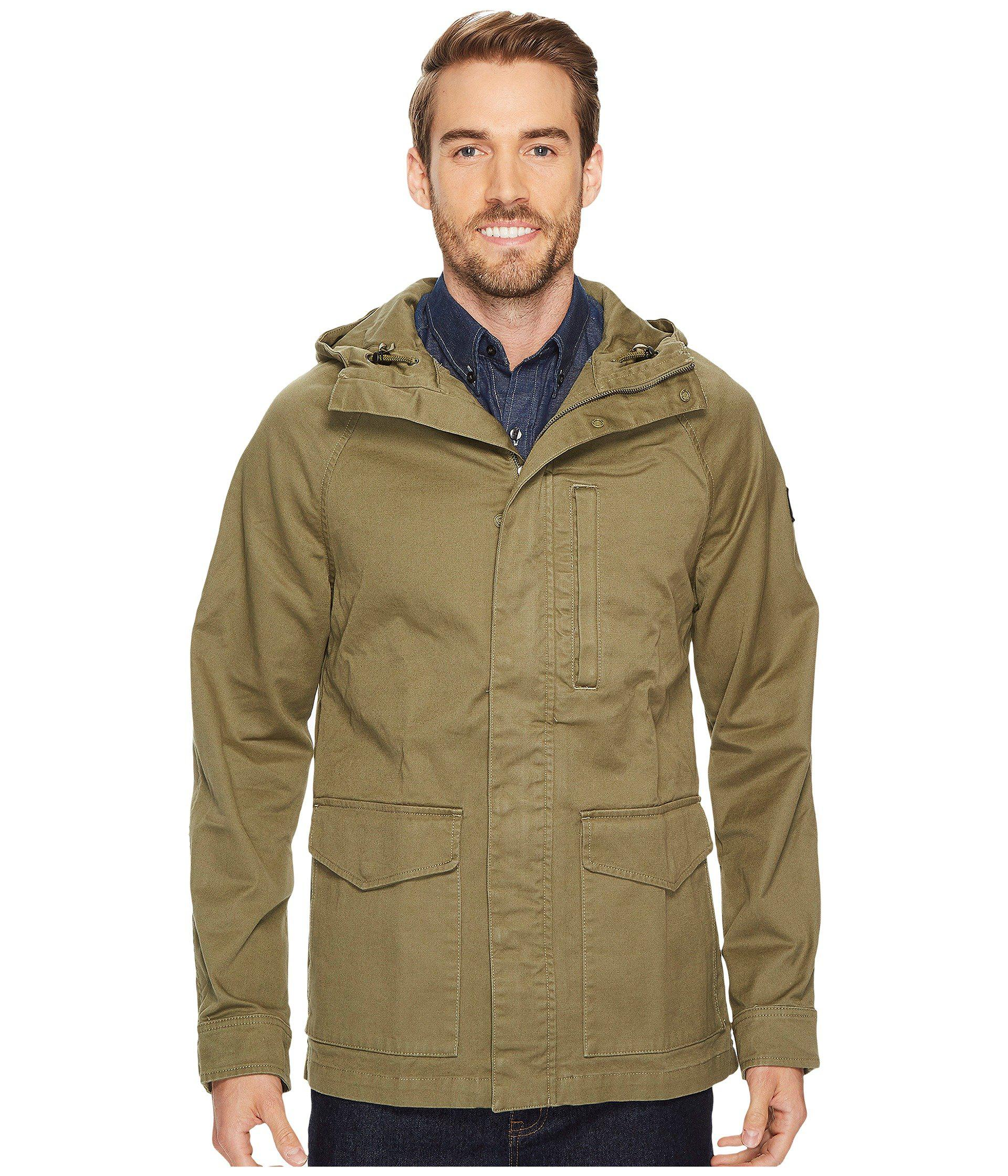 The North Face. Men's Green Utility Jacket