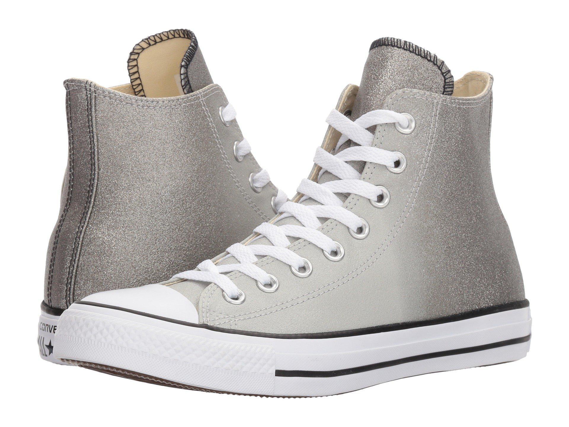 Chuck Taylor® All Star Canvas Ombre Metallics Hi Converse F5OTC3wQ6