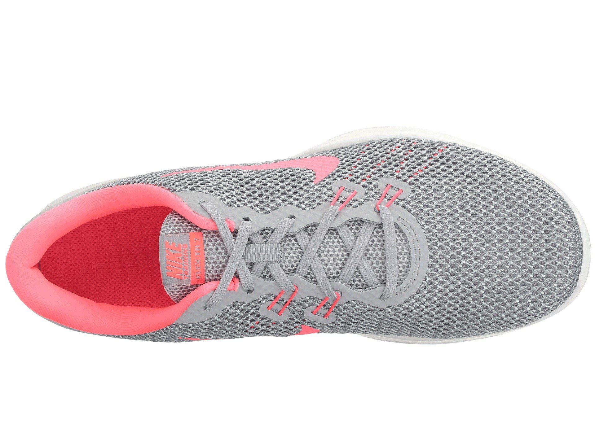b4093f478078e Nike - Gray Flex Tr 7 - Lyst. View fullscreen