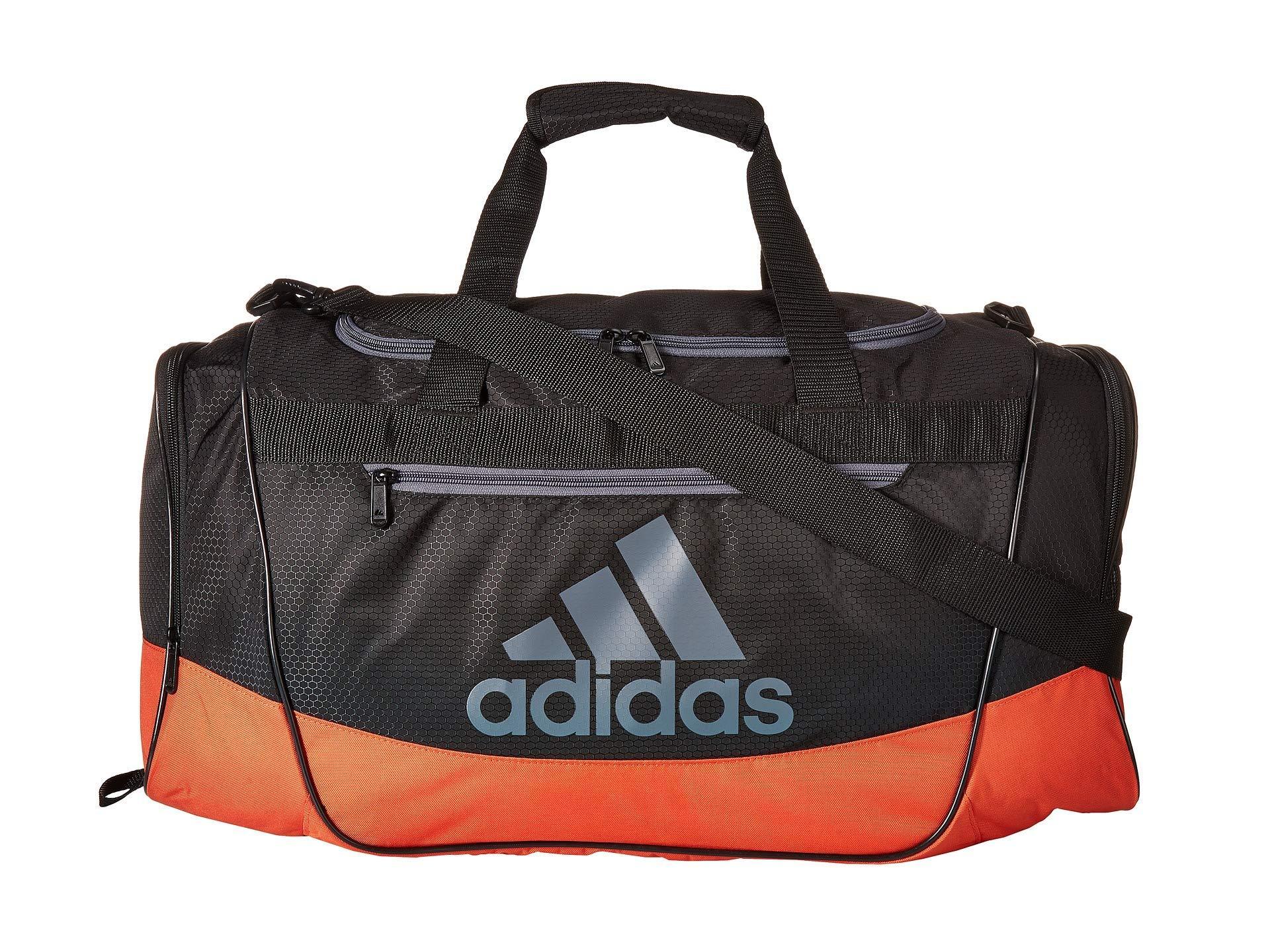 9c9e10e39 Adidas - Black Defender Iii Medium Duffel - Lyst. View fullscreen